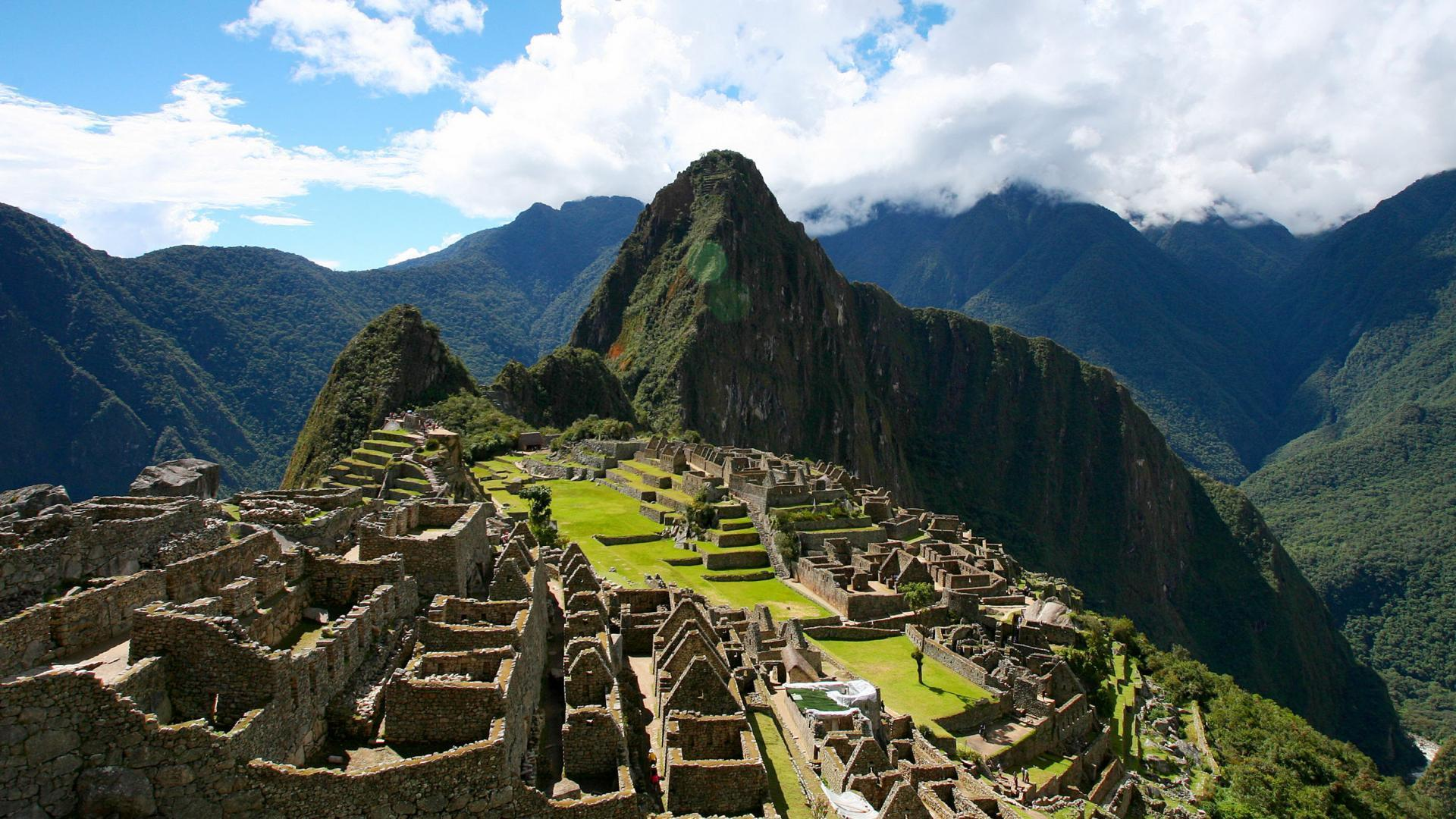 TRADITIONAL INCA TRAIL TO MACHUPICCHU 4D