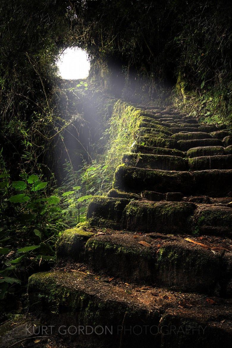 "woodendreams: "" Inca Trail, Peru"