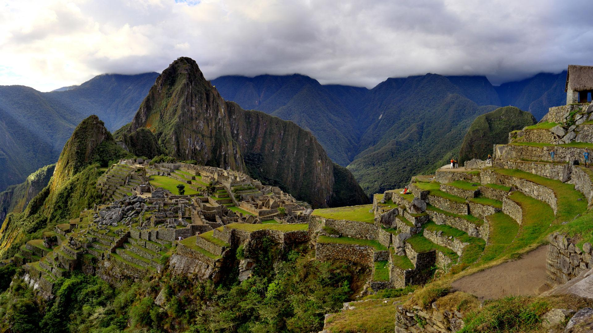 How difficult is the Inca Trail to Machu Picchu?