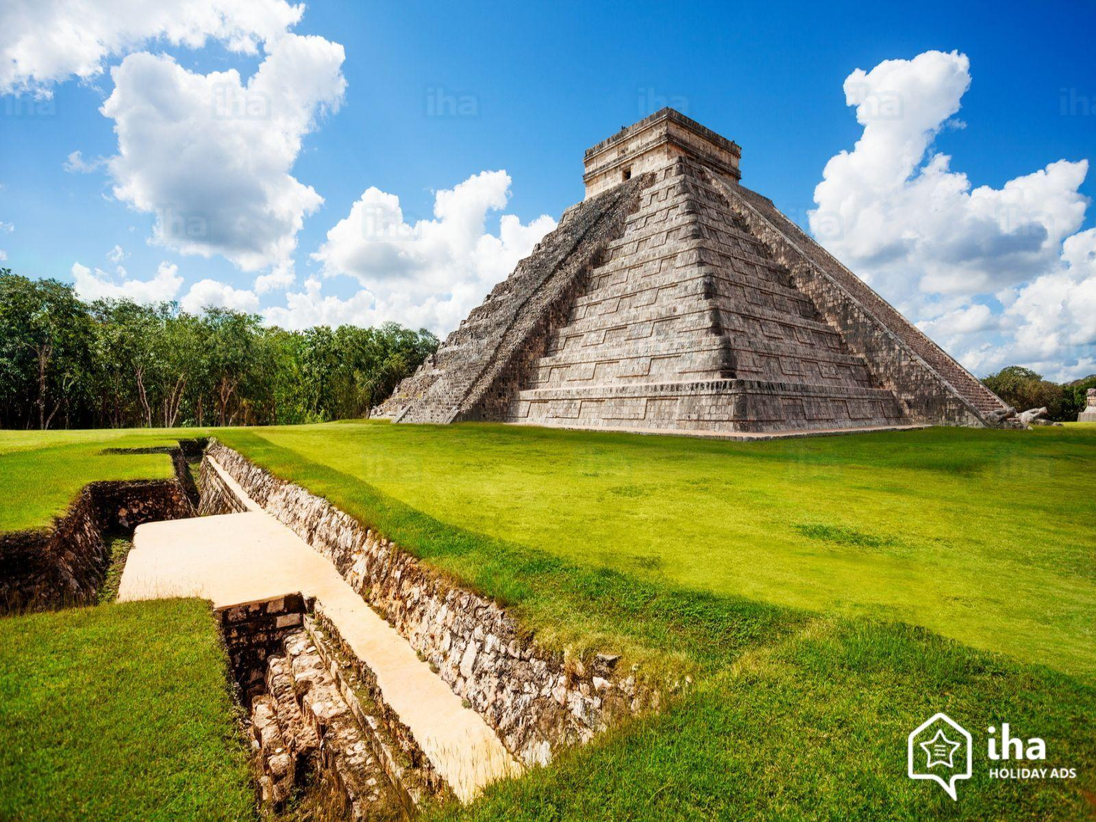 Yucatán Peninsula rentals in a farm for your vacations with IHA