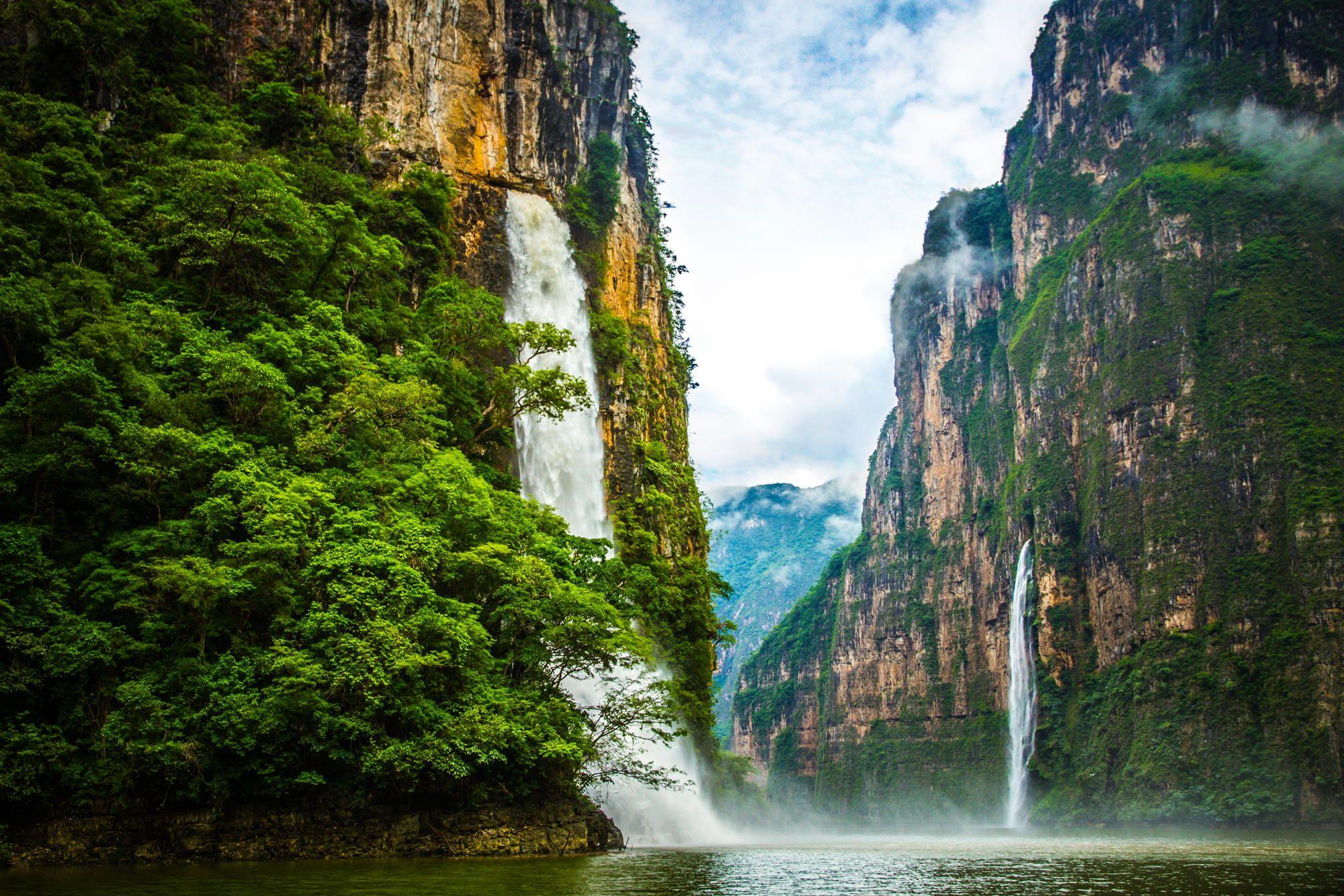Photograph Sumidero Canyon by Travis White on 500px
