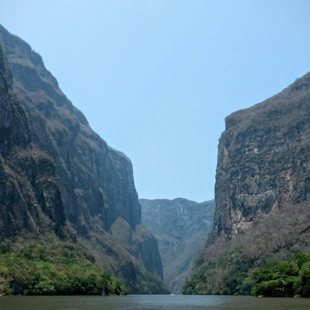 Welcome to Chiapas! Join me to know the Sumidero Canyon, Chiapa de