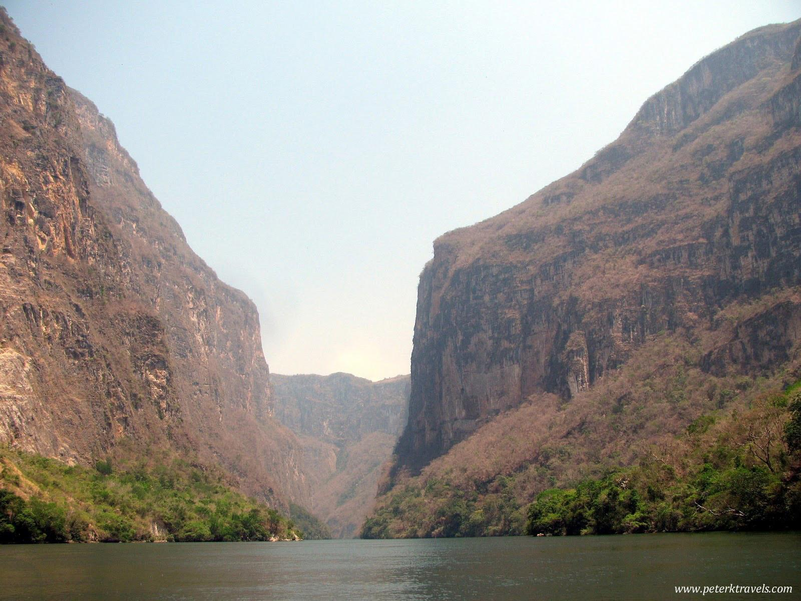 Sumidero Canyon – Peter's Travel Blog