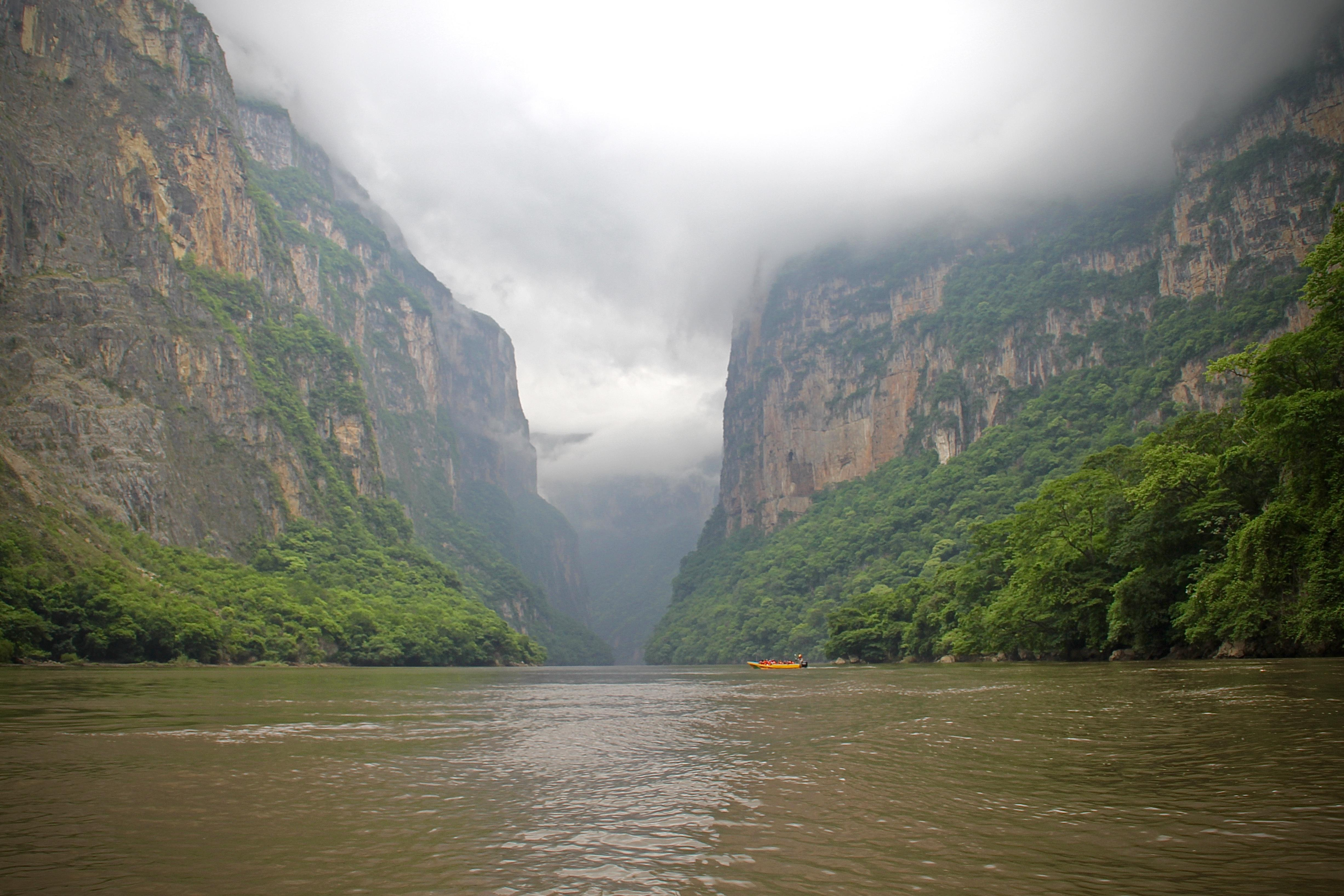 Sumidero Canyon, Chiapas, Mexico in Photos – Salt Trails