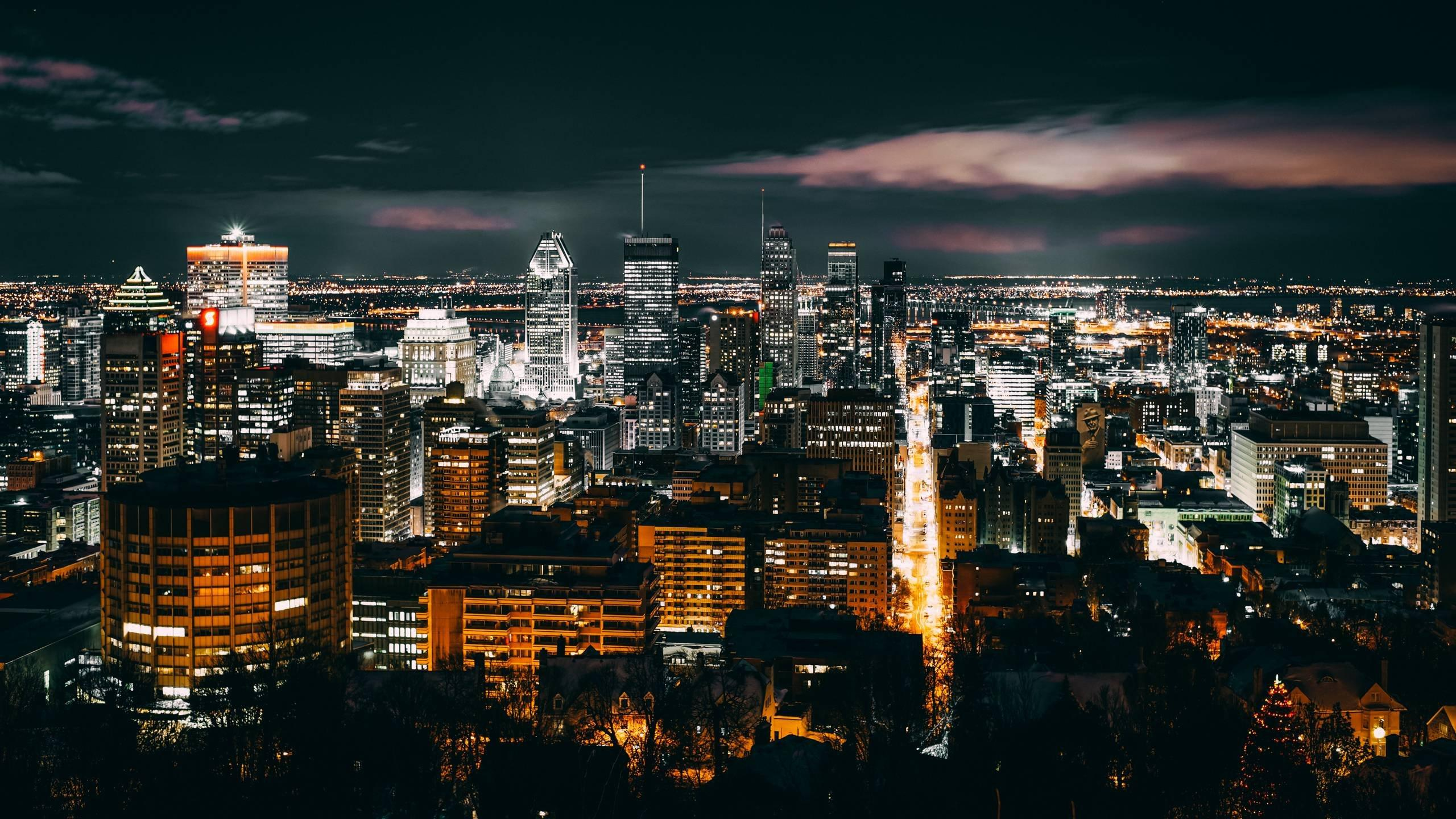 Montreal City Wallpapers Wallpaper Cave