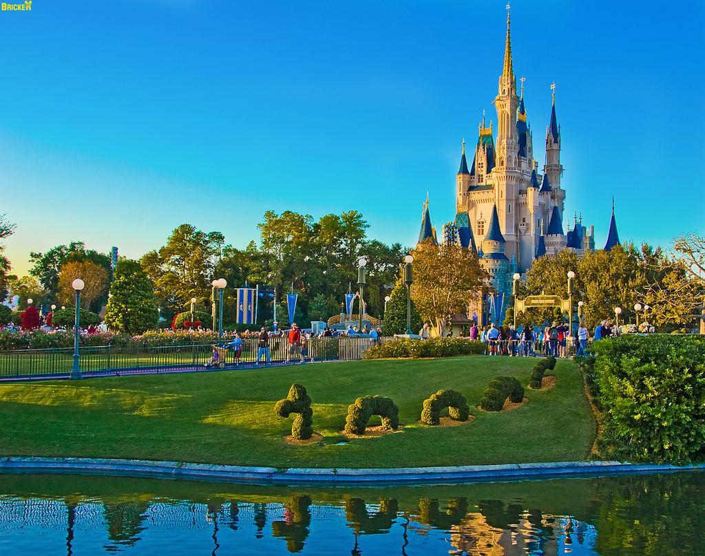 disney welcome beautiful park hd free wallpapers