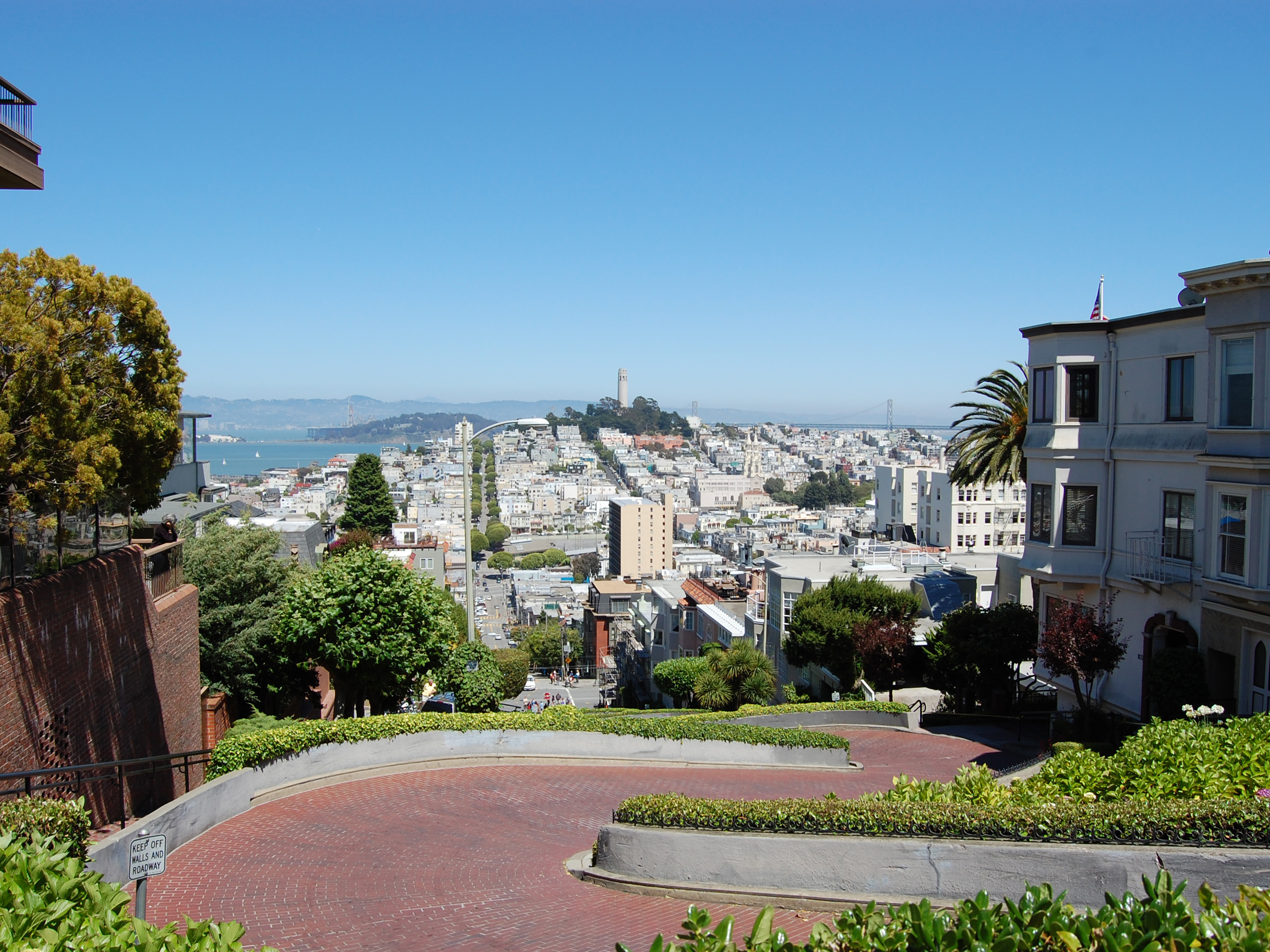 Lombard Street Wallpapers