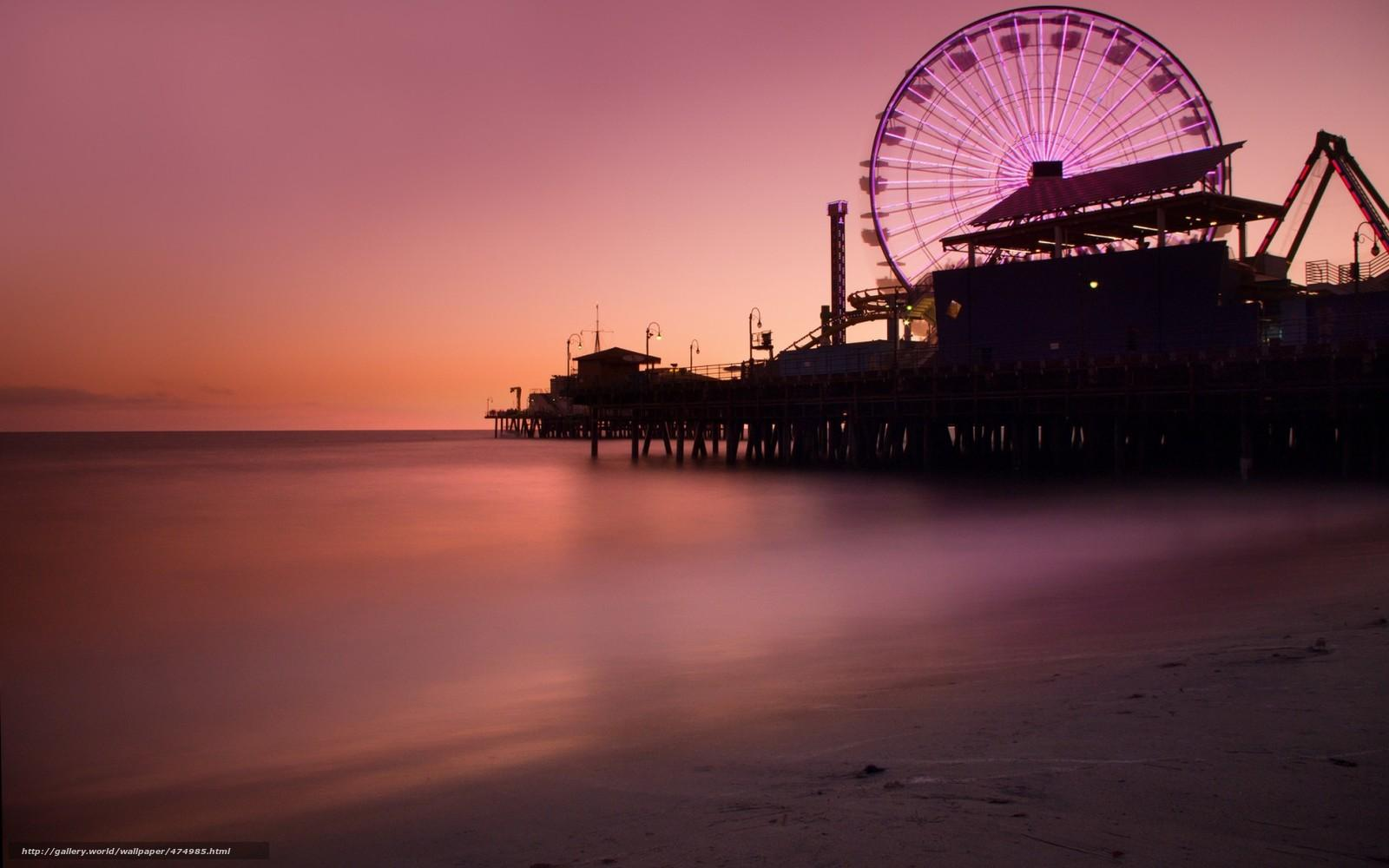 Santa Monica Wallpapers