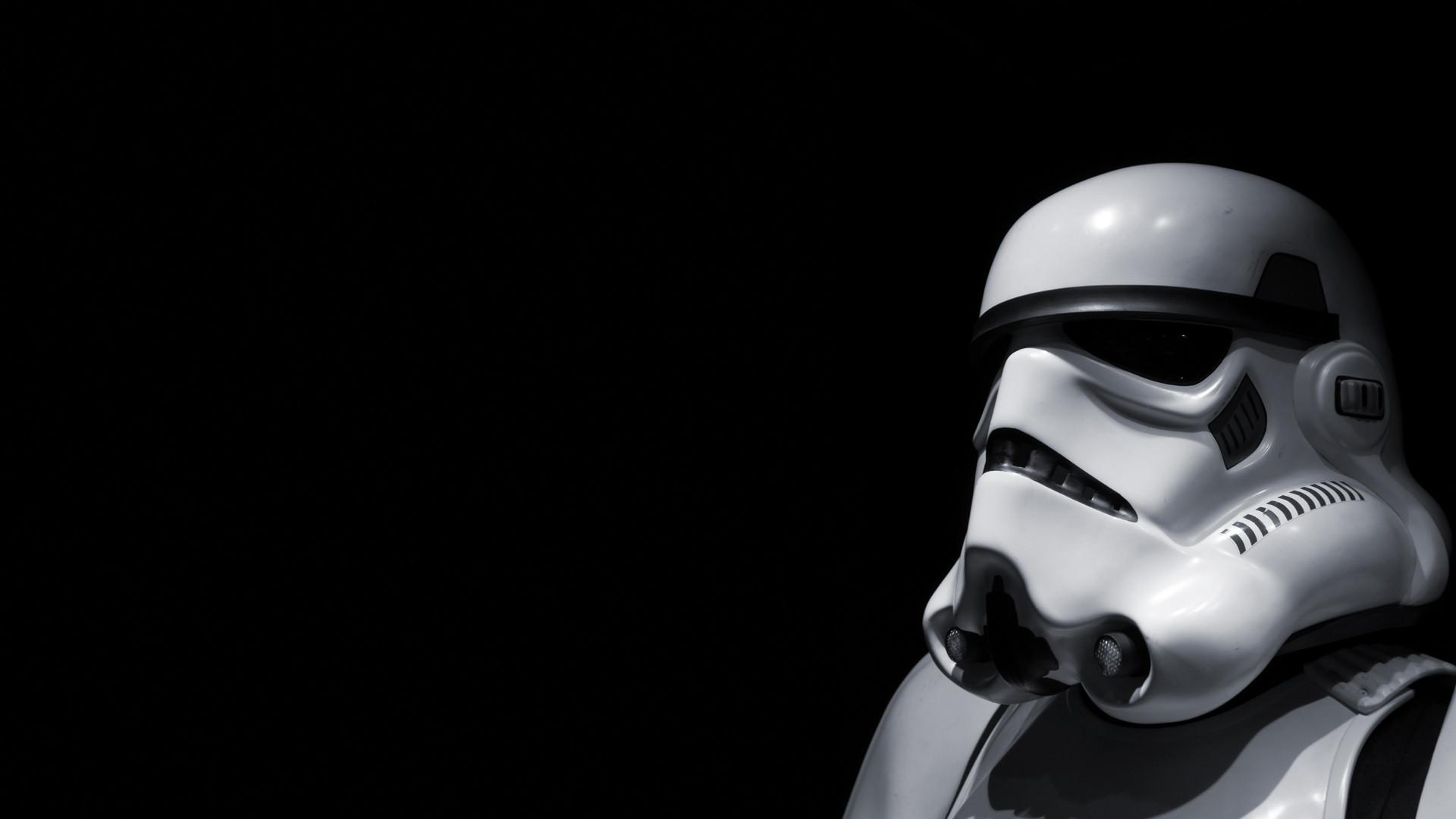 Stormtrooper [1920x1080] I shot this photo of the stormtrooper ...