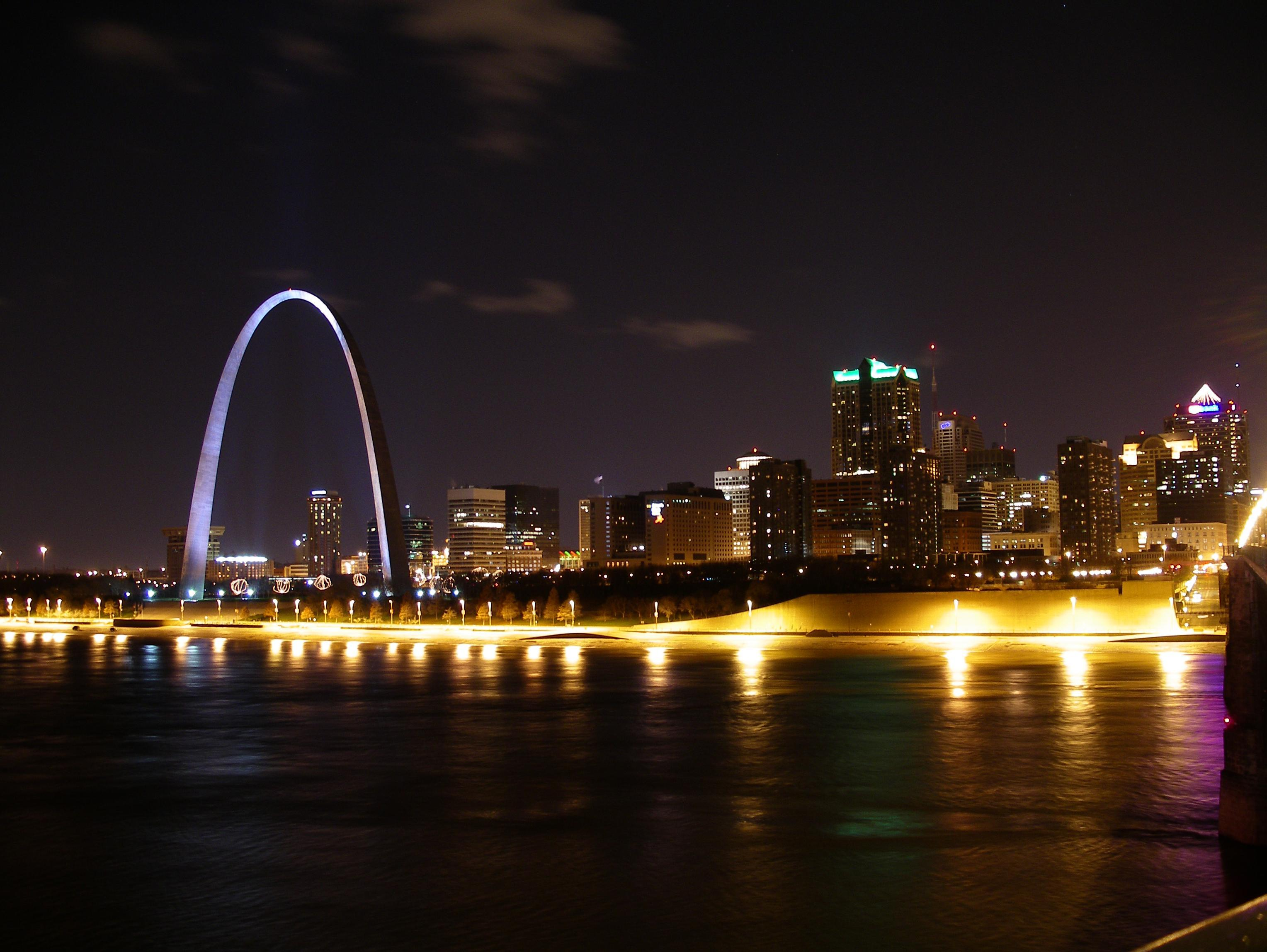 Gateway Arch Wallpaper - WallpaperSafari