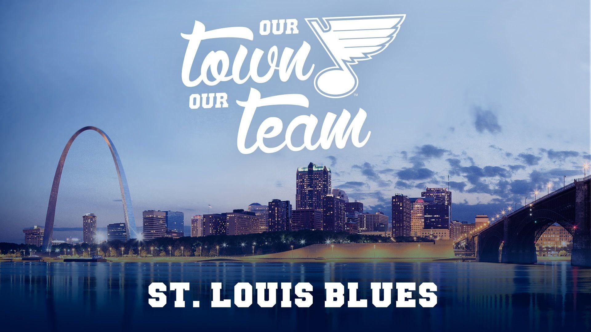 St Louis Blues Wallpaper ·①