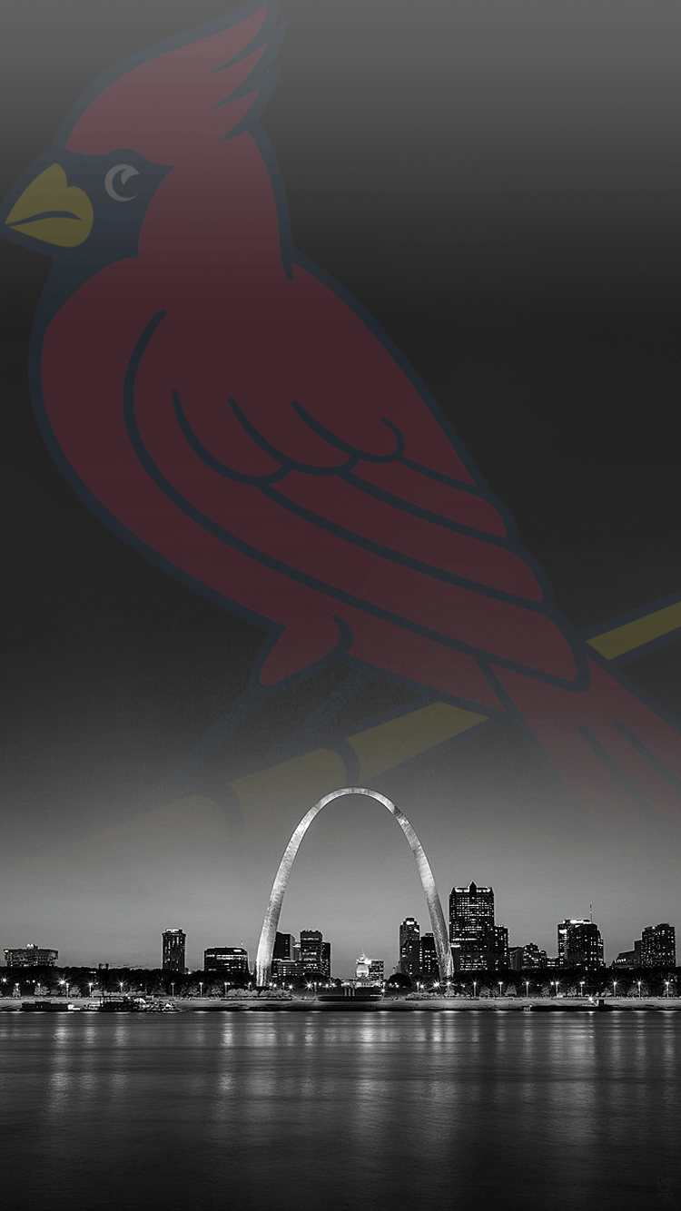 St Louis Cardinals Iphone Wallpaper(53+) Wallpaper Collections