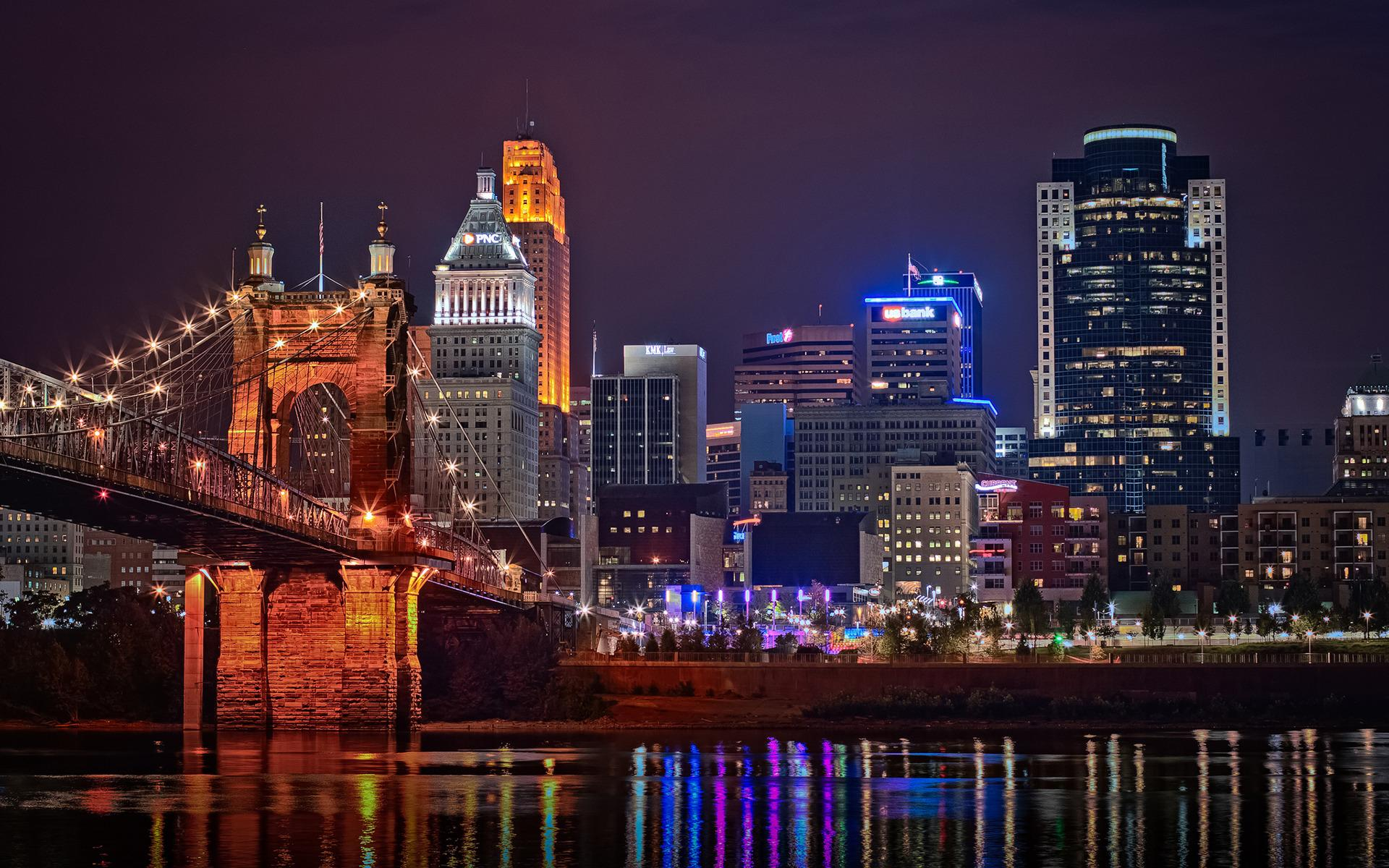 Cincinnati, Ohio Wallpapers