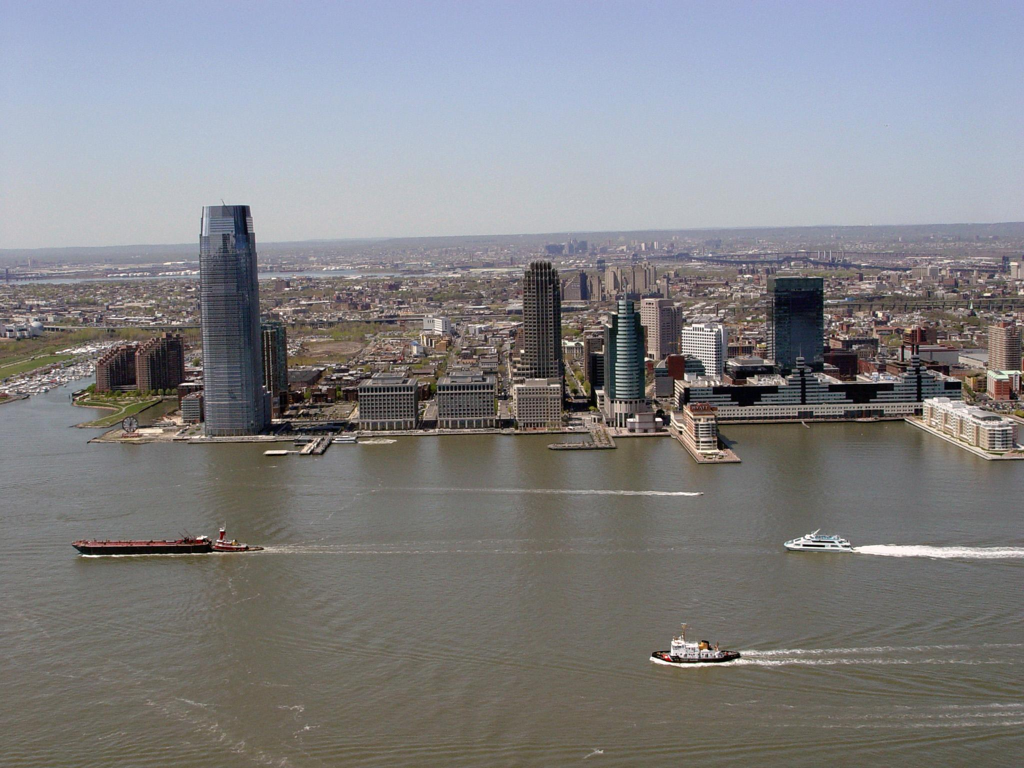 Jersey City Backgrounds → Earth Gallery