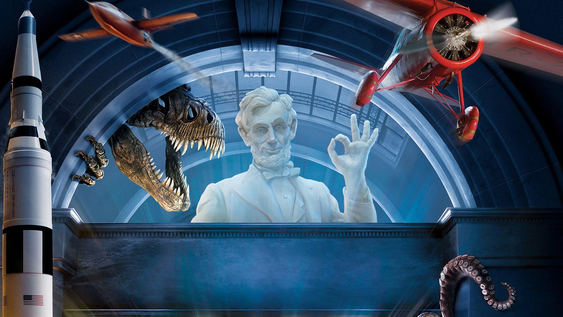 Night at the Museum: Battle of the Smithsonian HD Wallpapers
