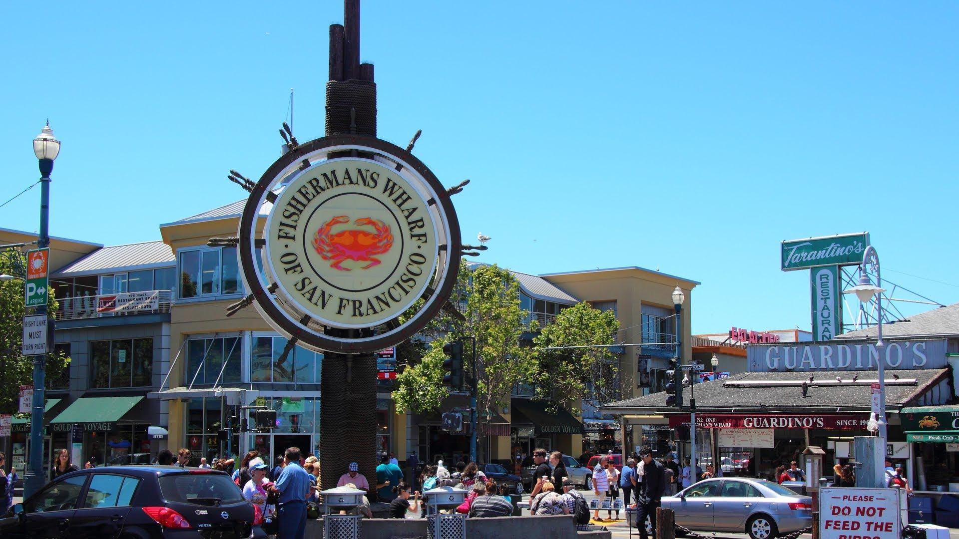 Fisherman's Wharf San Francisco | Images