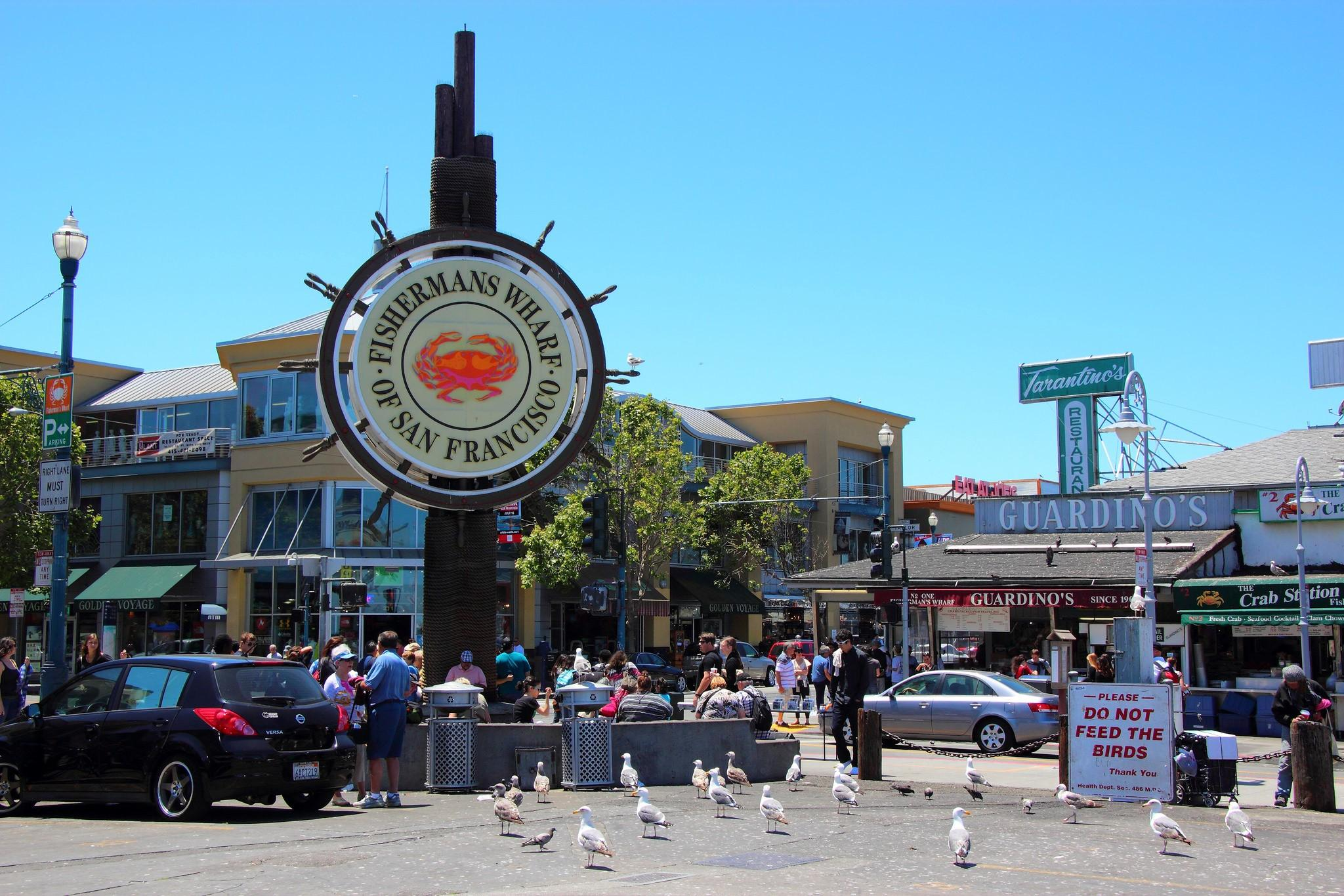 Fishermans Wharf San Francisco Travel Wallpaper | HD Wallpapers
