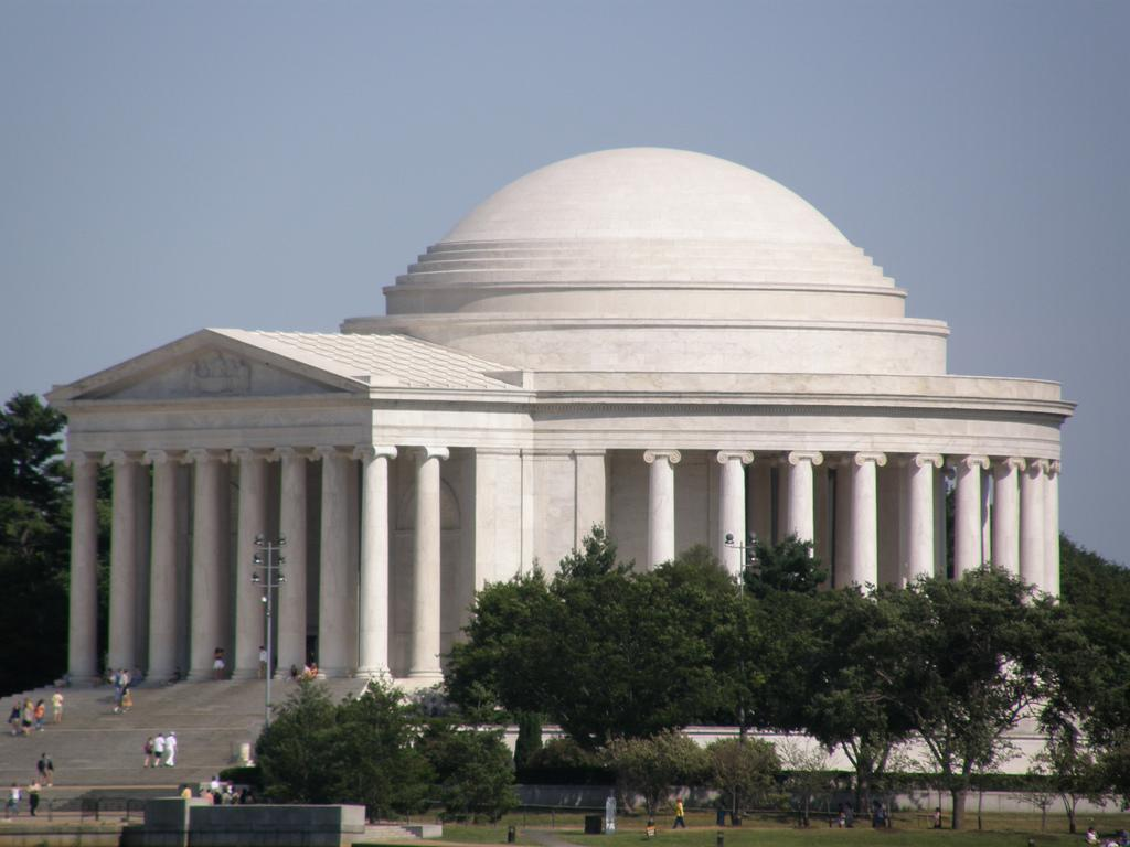 50 remarkable photos of Jefferson Memorial in Washington D.C.