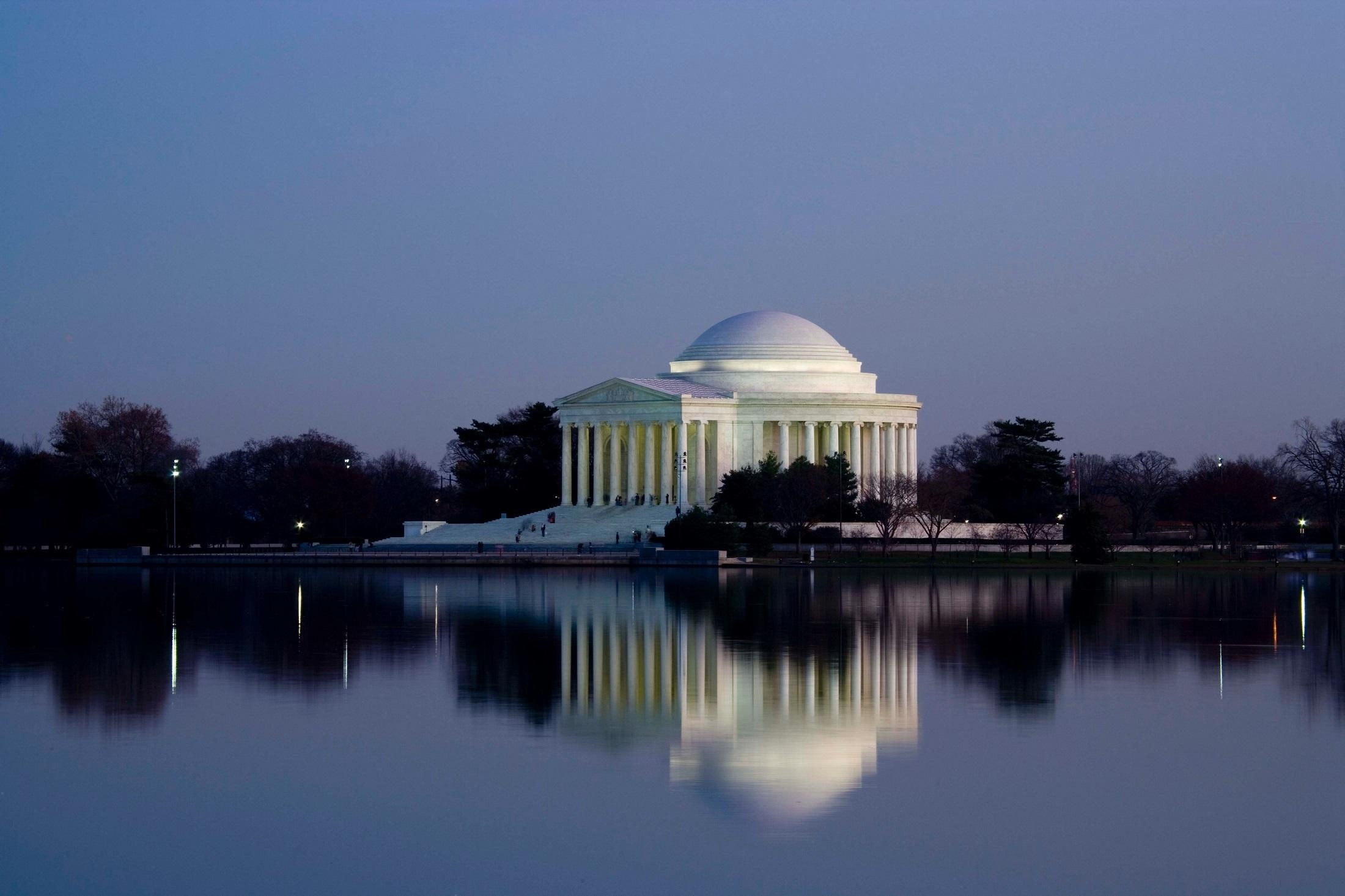 Thomas Jefferson Memorial in Washington, D.C. HD Wallpapers