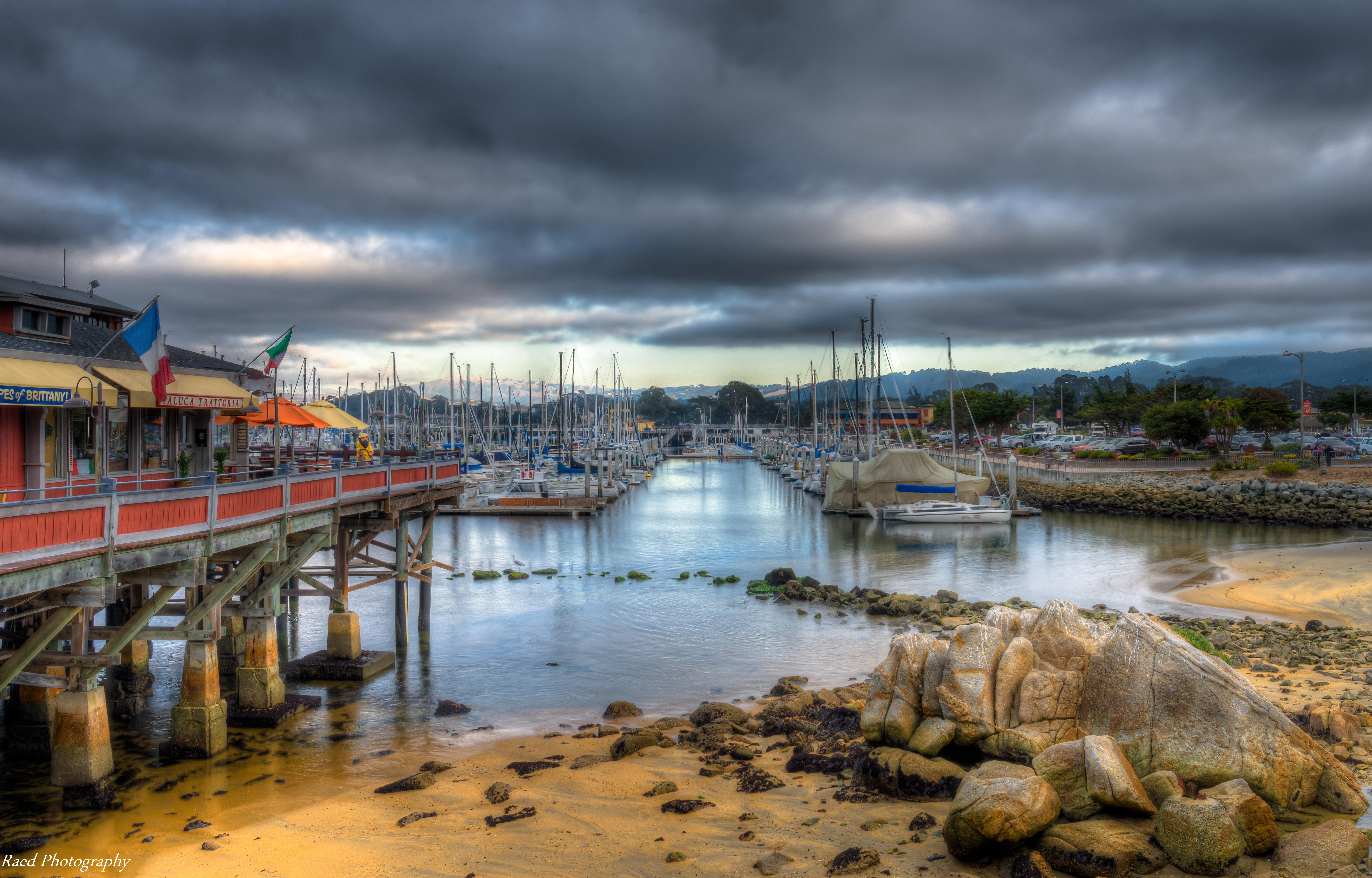 Monterey fisherman's wharf | My Camera Journal