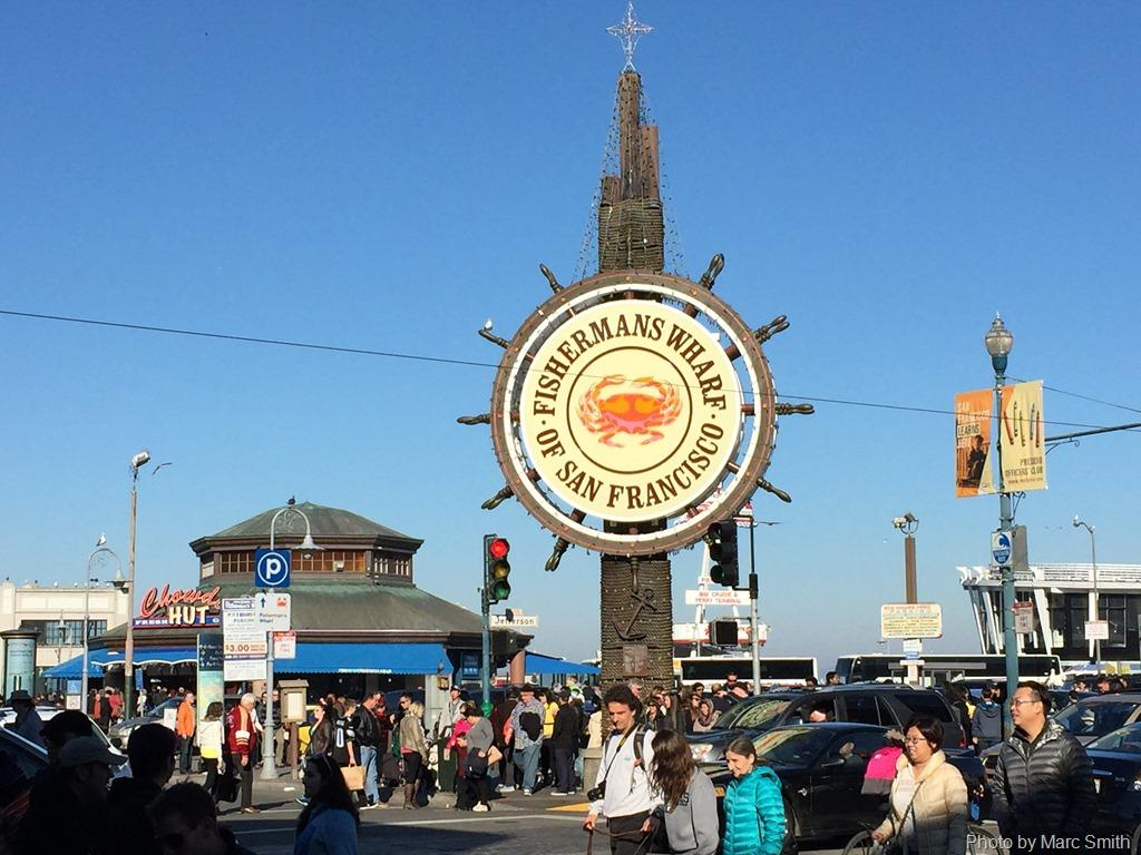 Pier 39 Has A Little Something For Everyone — Marc My Travels