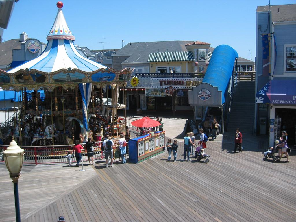 Free Pier 39 and Fisherman's Wharf Pictures and Stock Photos