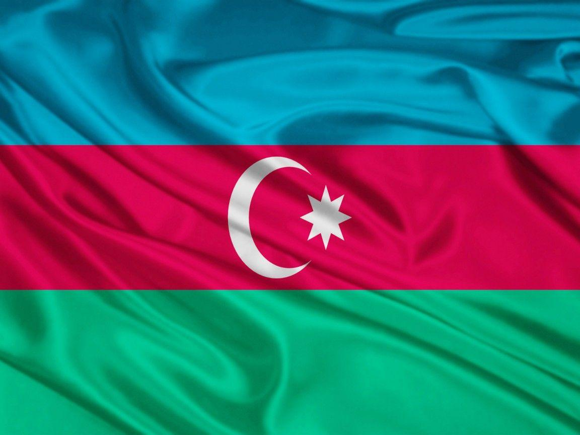 Azerbaijan Flag | Azerbaijan Flag 125 HD Wallpaper | Beautiful days ...