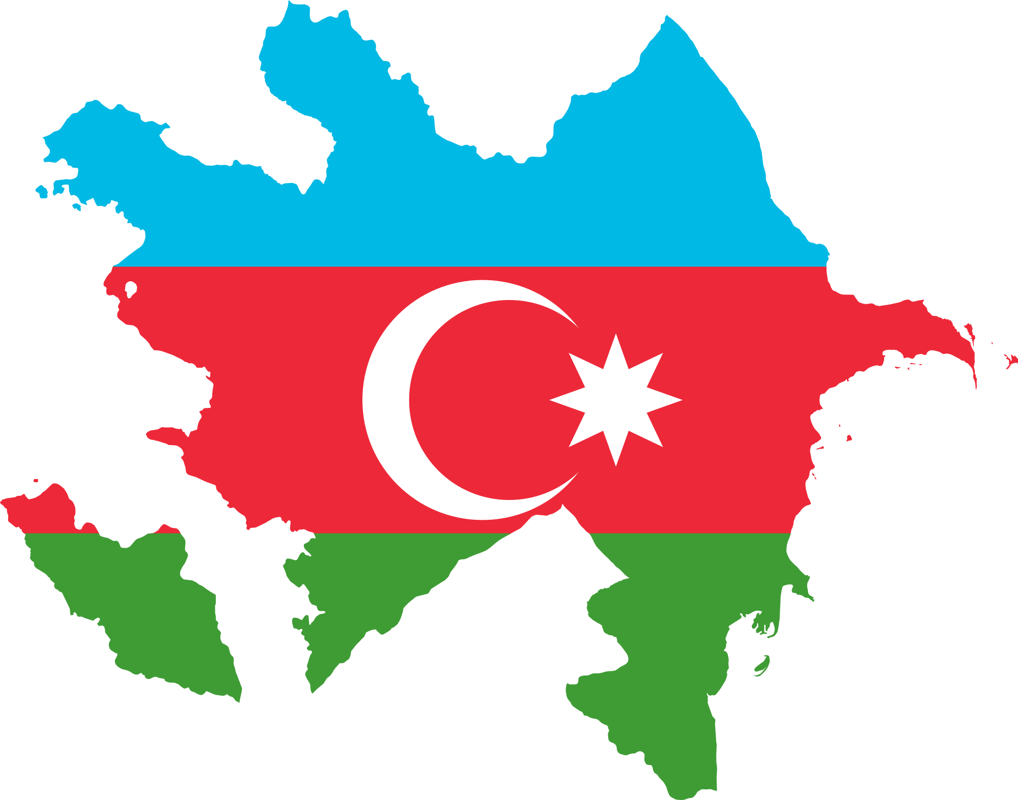 Image result for azerbaijan flag map | Azerbaijan~AZ | Pinterest ...
