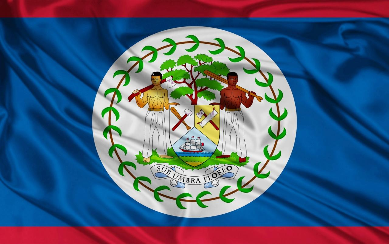 Belize Flag wallpapers