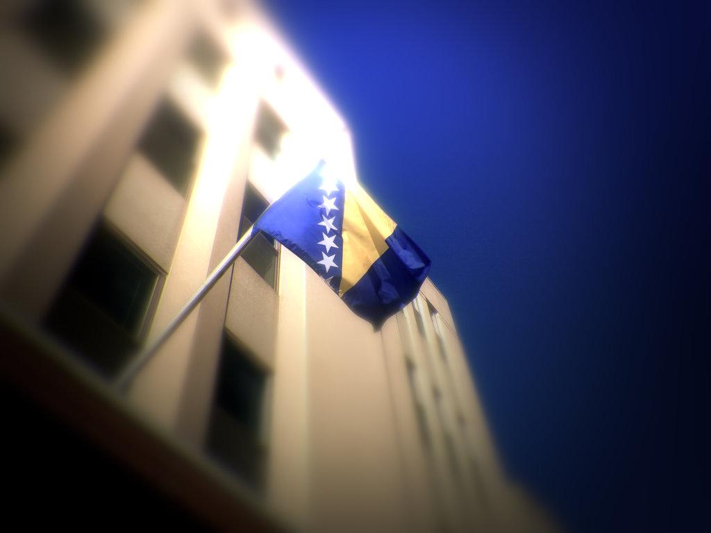 Bosnian Flag Wallpaper - HD Wallpaper Pictures