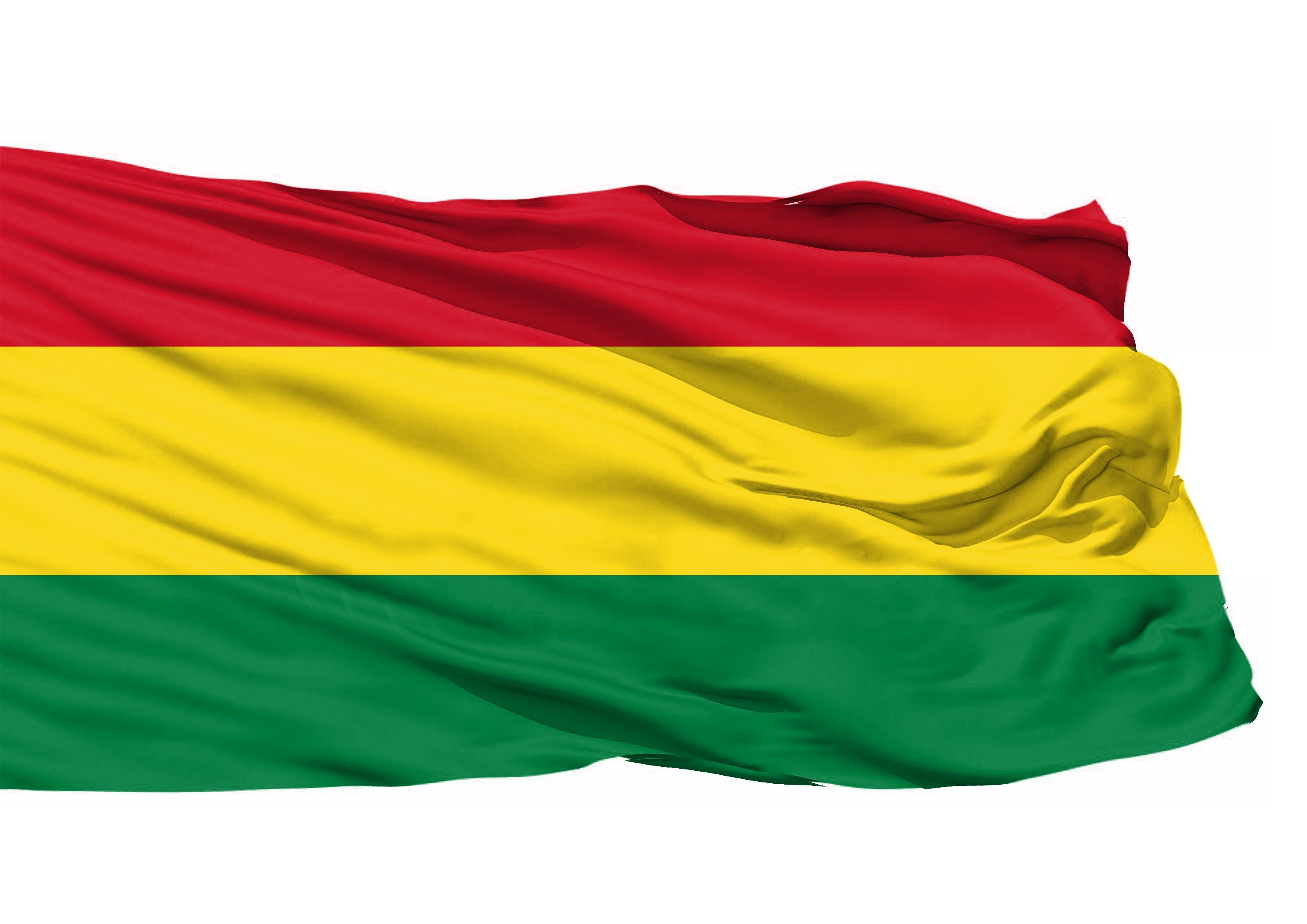 Free stock photo of Bolivia 3D Flag