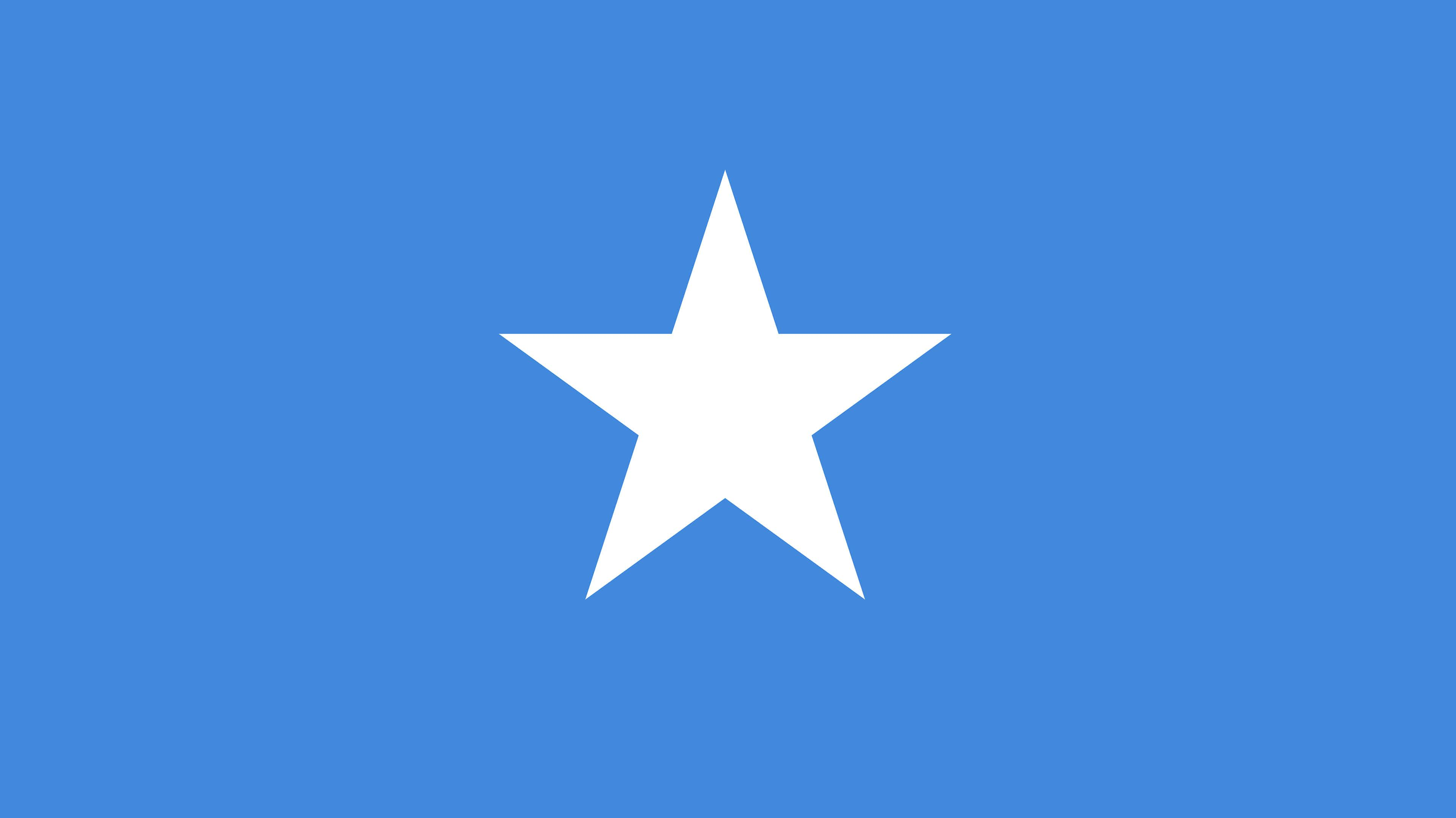 Somalia Flag UHD 4K Wallpapers