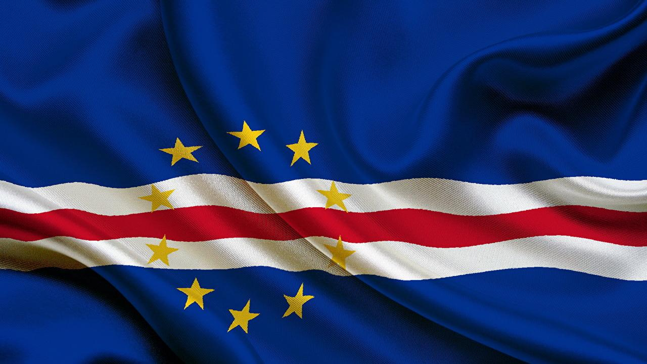 Wallpapers The Republic of Cape Verde Flag Stripes