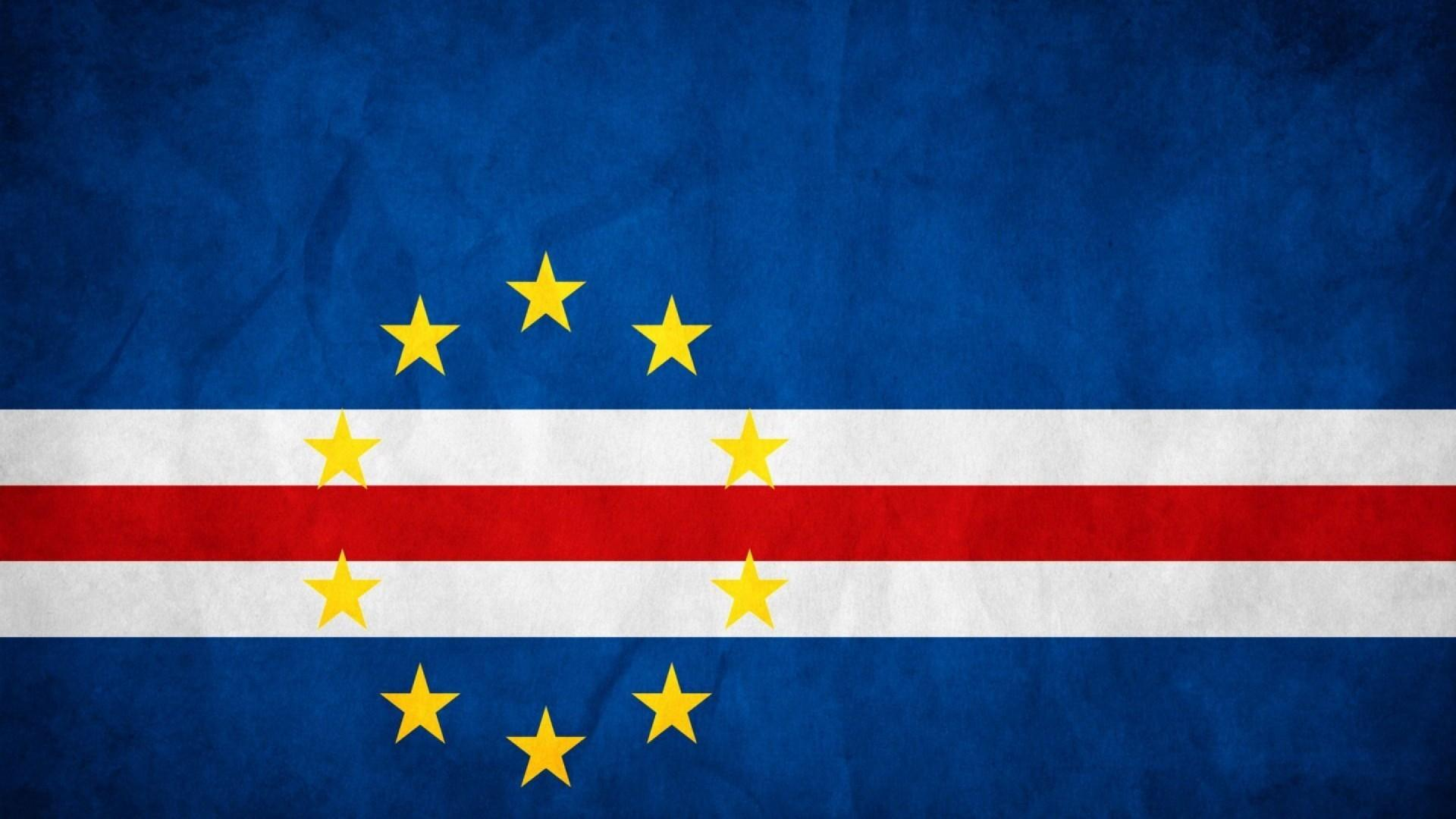 Cape Verde Flag - Wallpaper, High Definition, High Quality, Widescreen