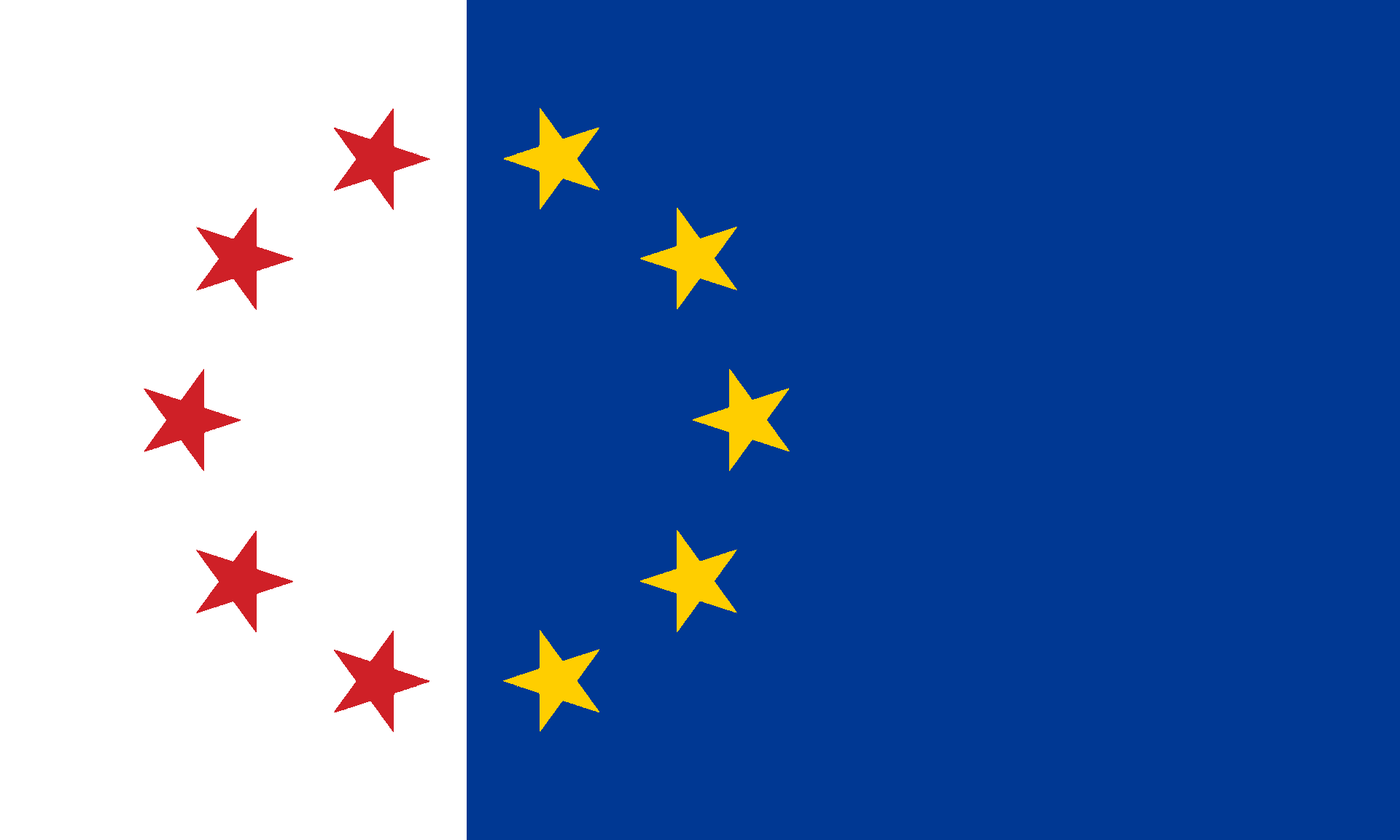 Wallpaper Of The Flag Of Cape Verde [Redesigned Version] | PaperPull