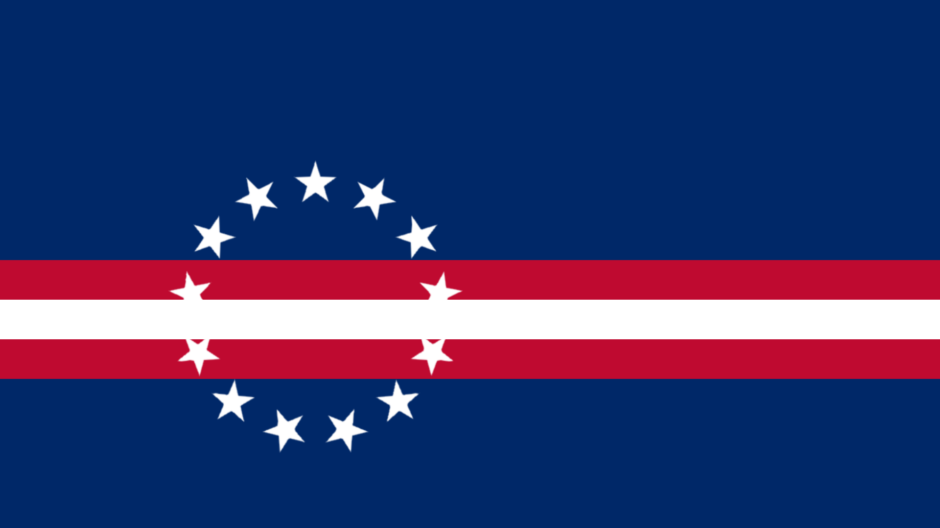 i wondered what the betsy ross USA flag would look like in cape ...
