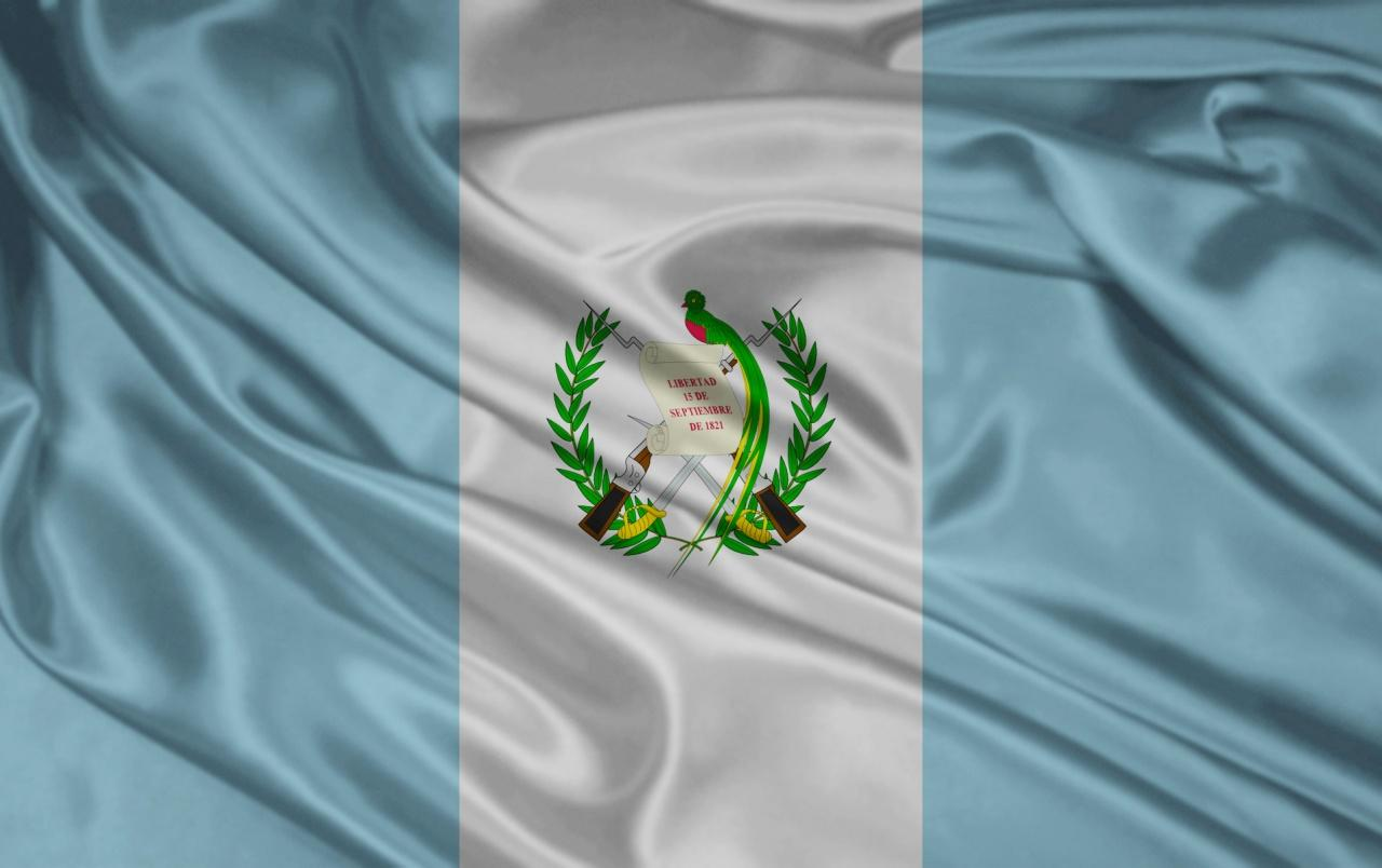 Guatemala Flag wallpapers