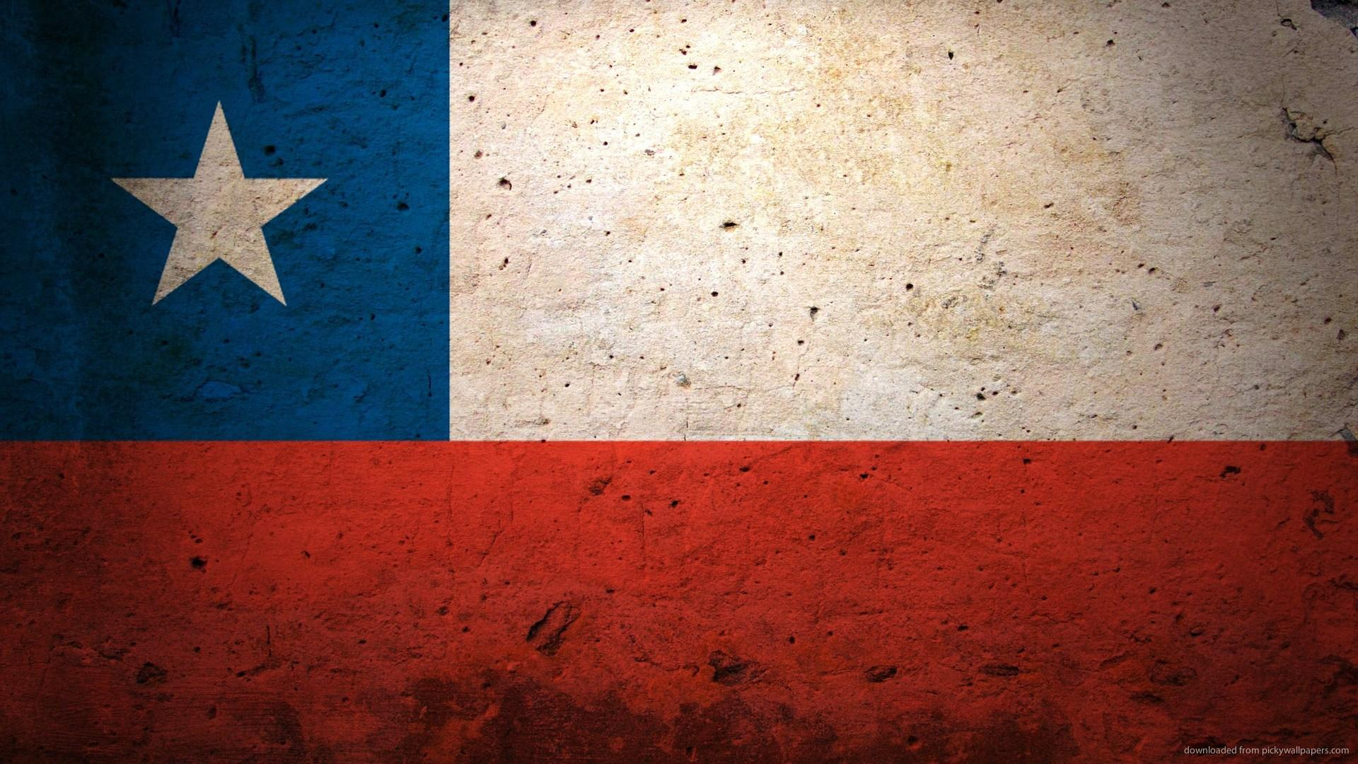 Chile Flag HD Wallpaper, Backgrounds Image