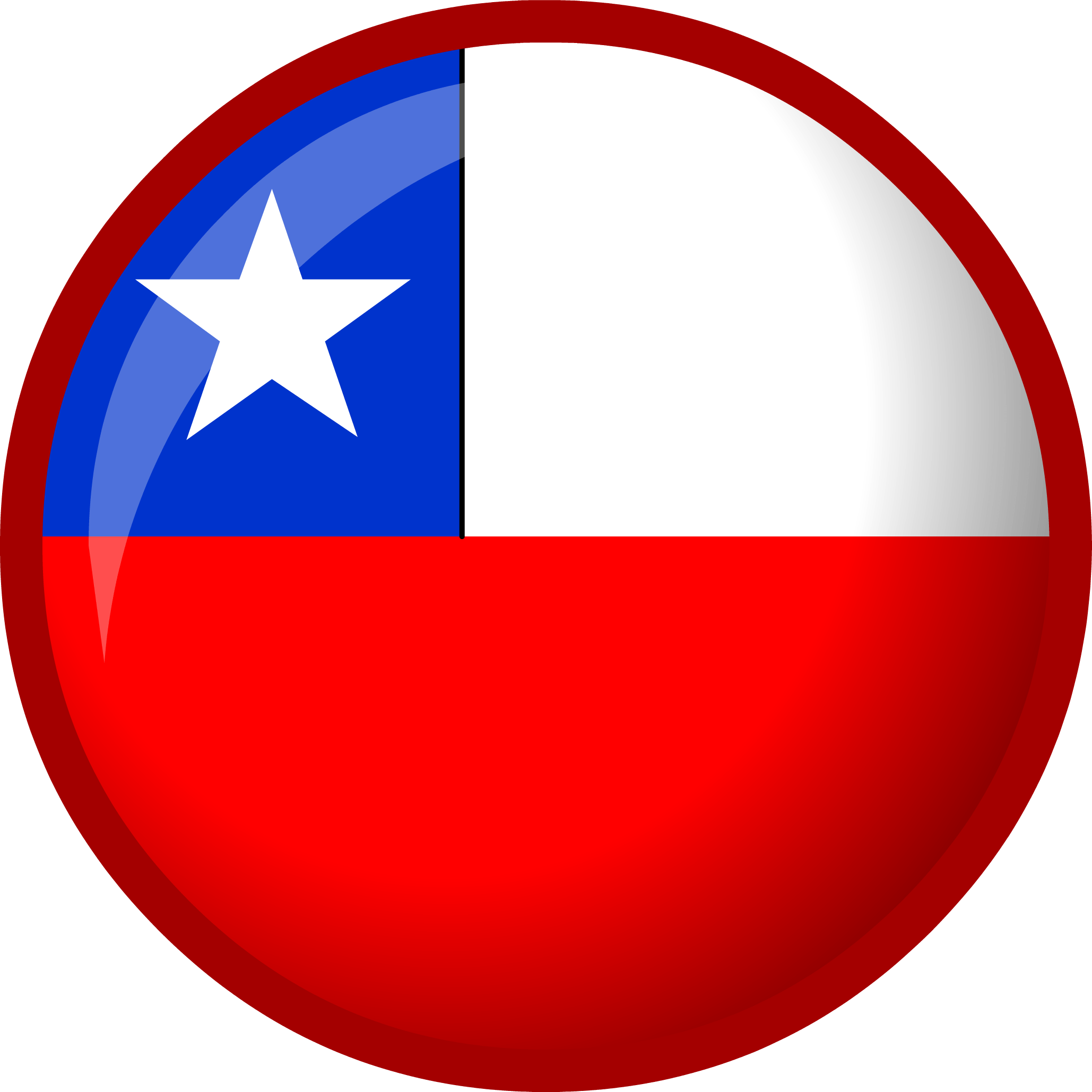Chile Flag Transparent & PNG Clipart Free Download