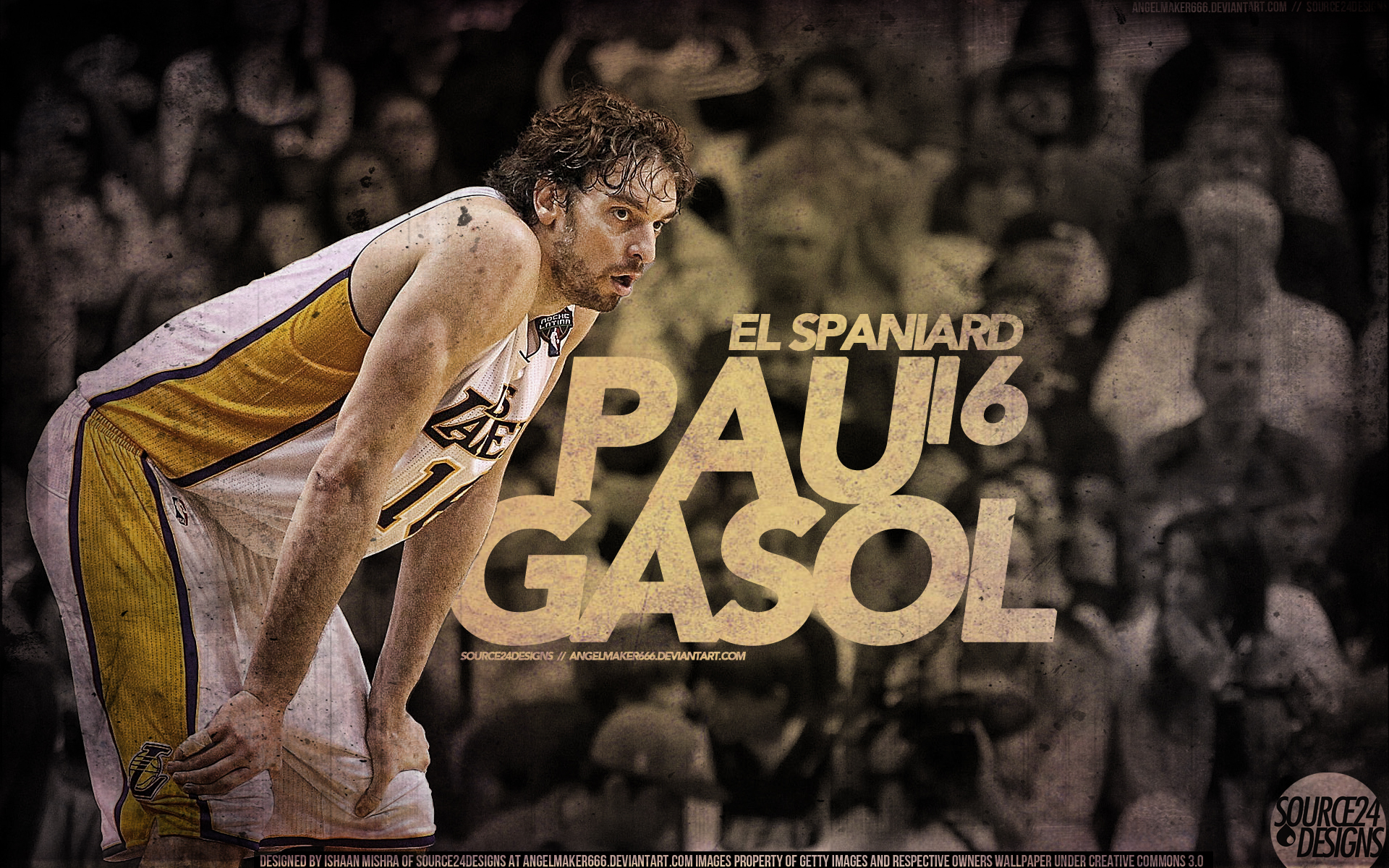 Pau Gasol Wallpapers
