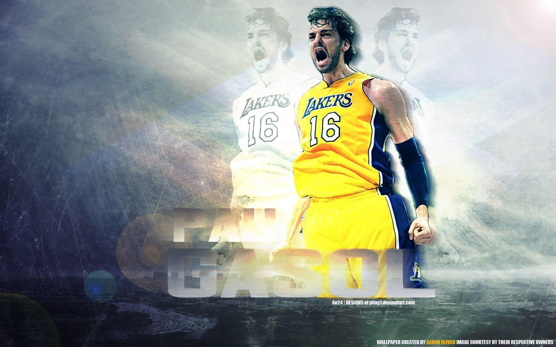 80+ Pau Gasol Wallpapers