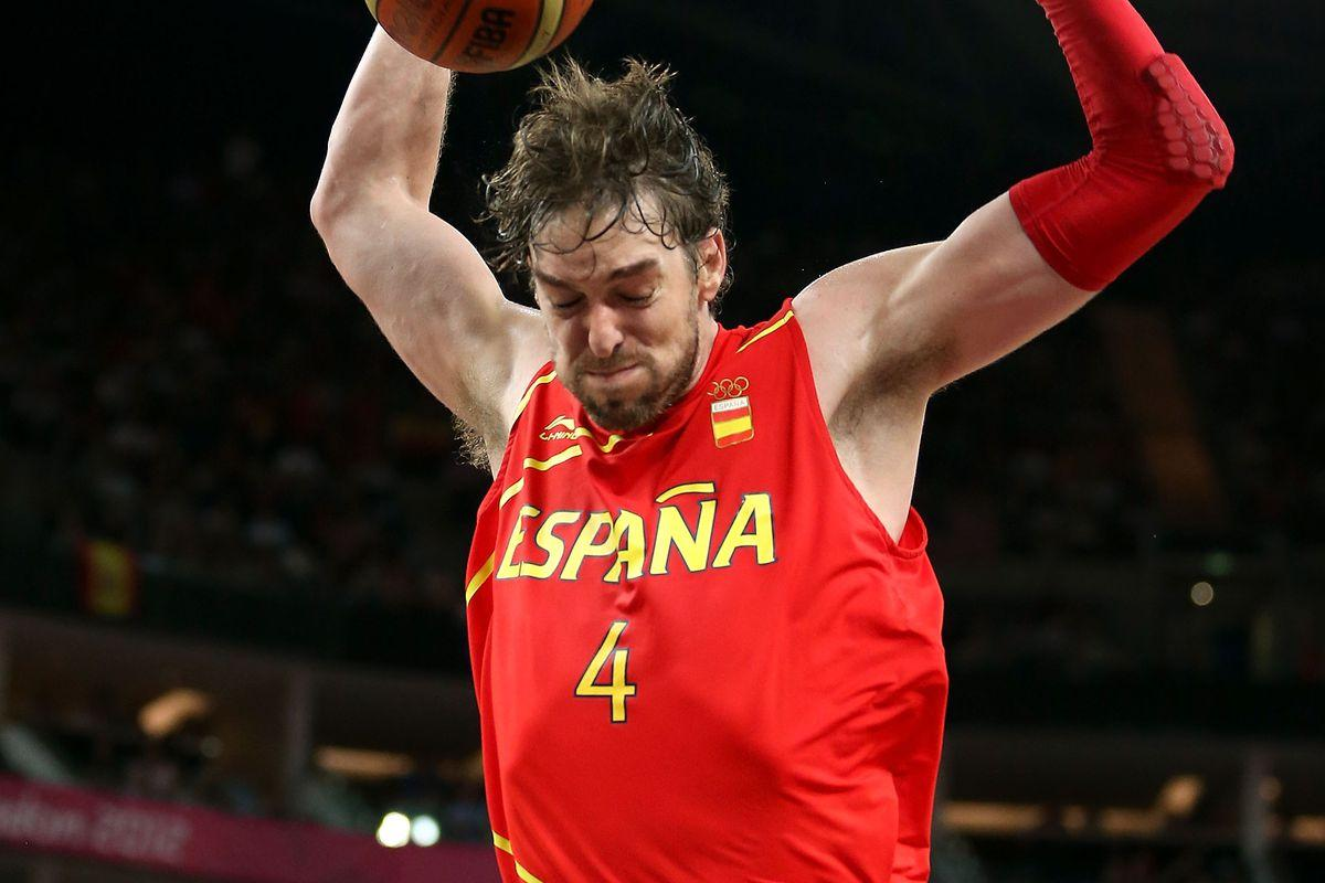 Eurobasket report: Pau Gasol is the last Spur standing