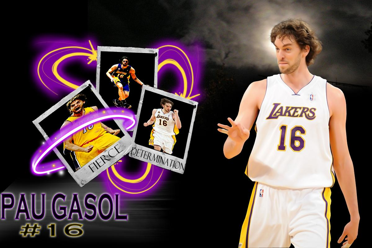 Pau Gasol Lakers Wallpapers 31