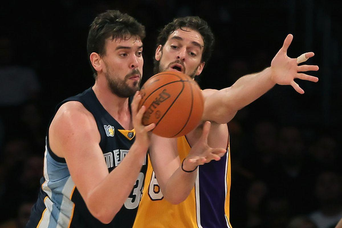 Is This a Serious Trade Rumor: Pau Gasol to the Memphis Grizzlies