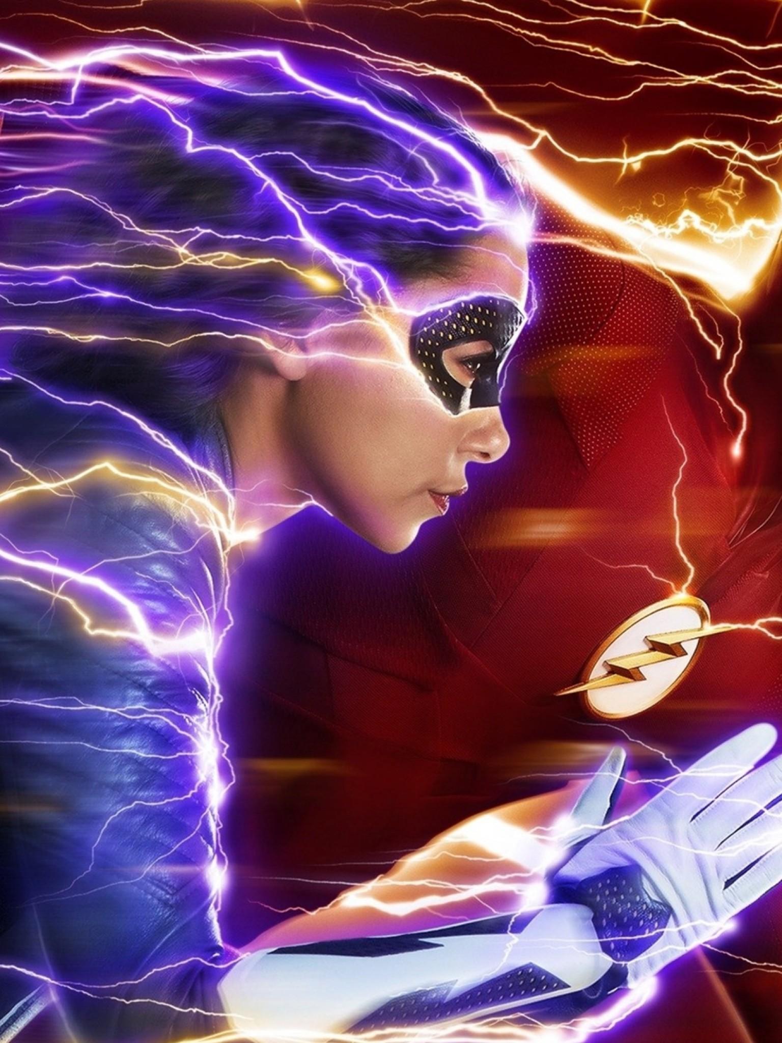 The Flash Season 4 Wallpapers - Wallpaper Cave