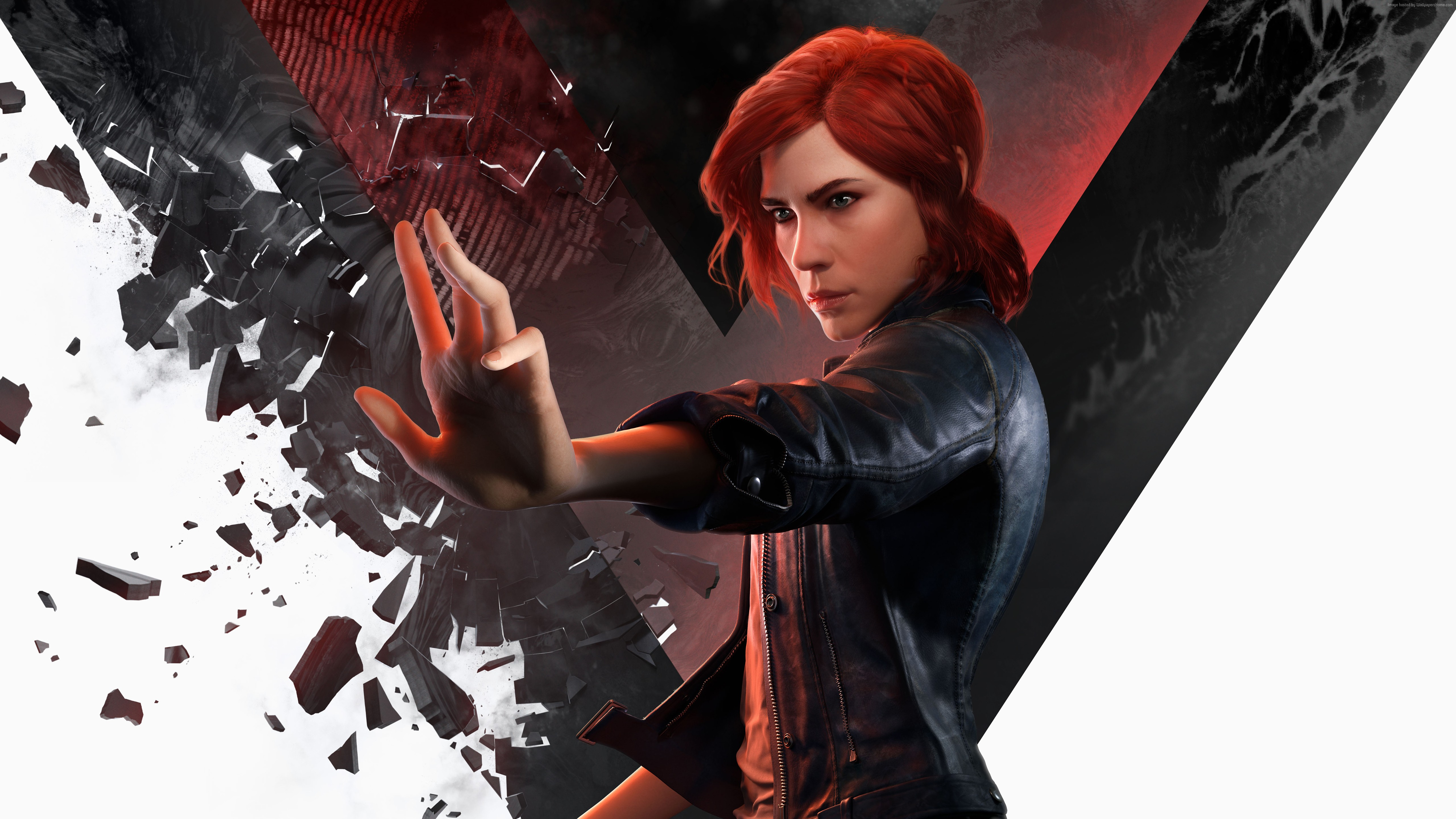 Control Video Game Wallpapers Wallpaper Cave