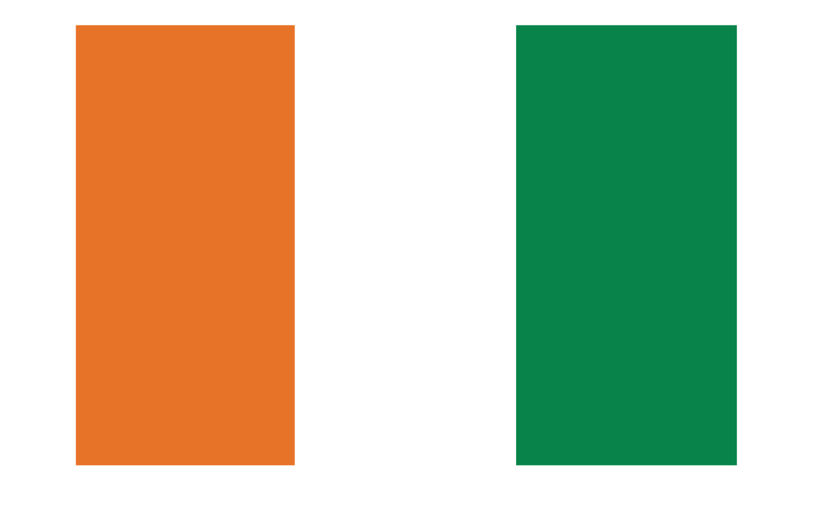 World Flags: Cote d'Ivoire Flag hd wallpapers