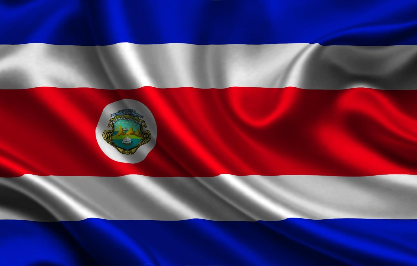 Wallpaper flag, Costa Rica, costa rica images for desktop, section ...