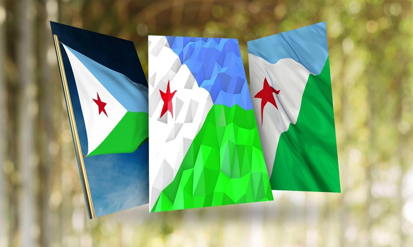 Djibouti Flag Wallpapers for Android