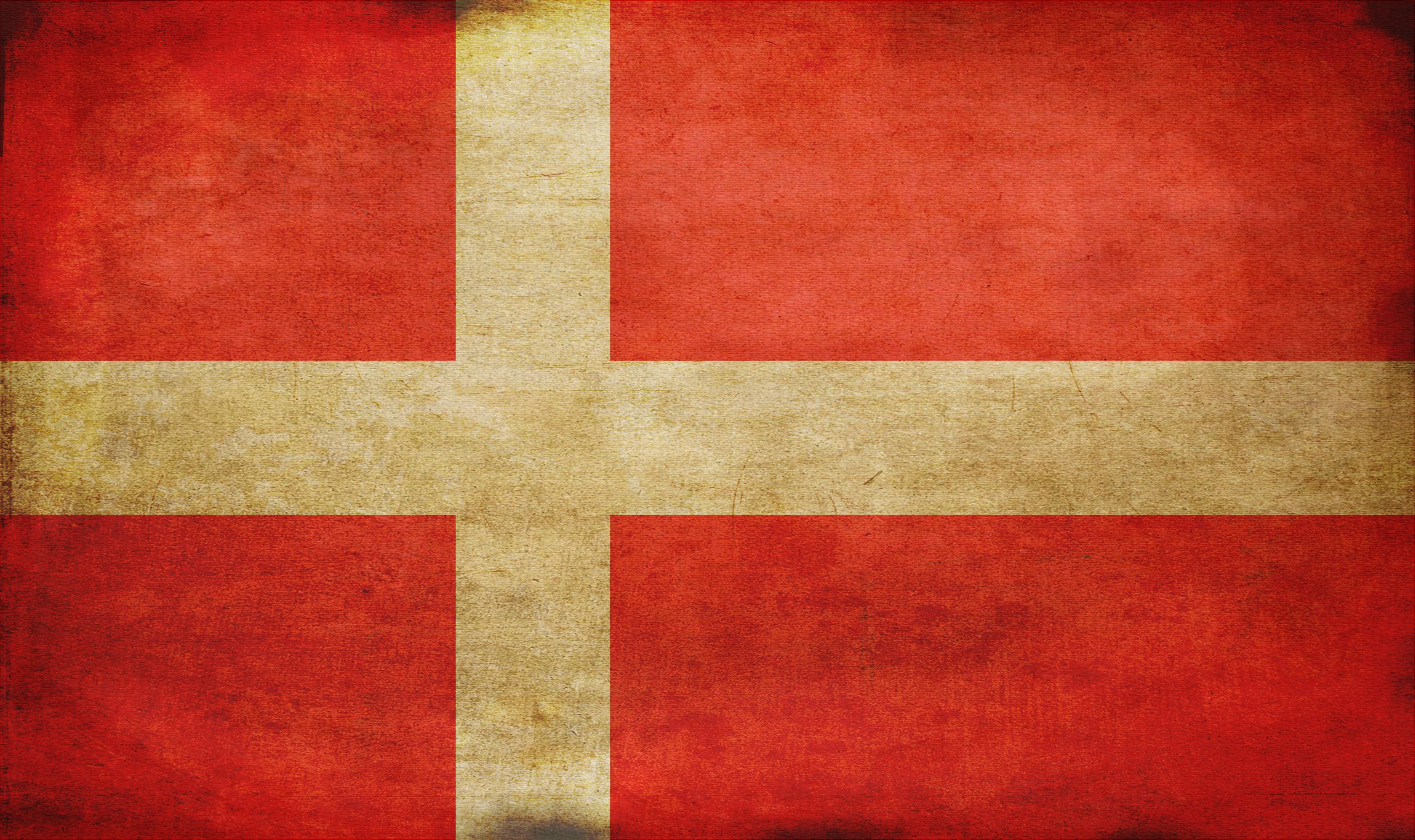 Denmark Flag Wide Wallpapers 51620 3528x2095px